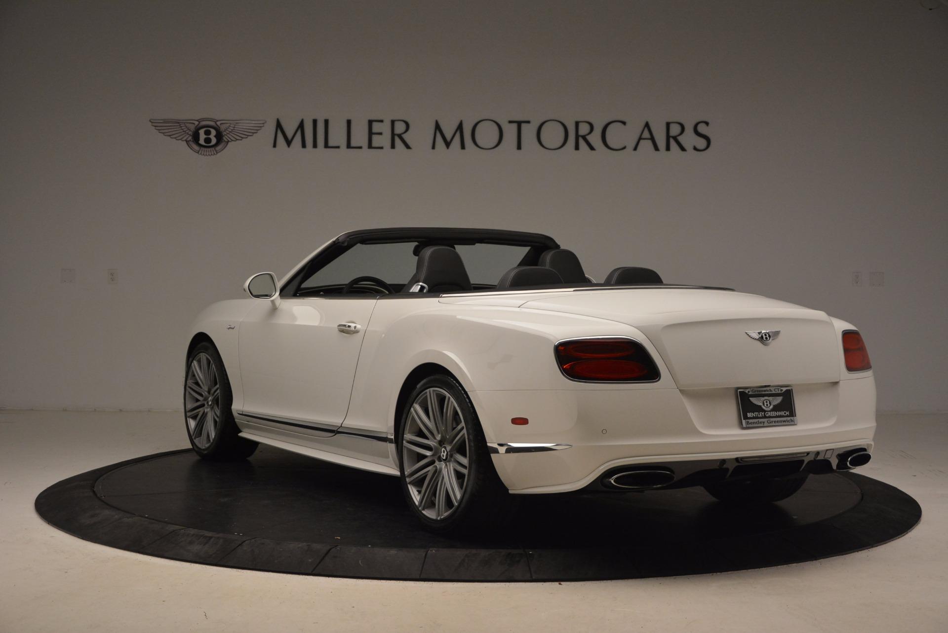 Used 2015 Bentley Continental GT Speed For Sale In Westport, CT 1714_p5
