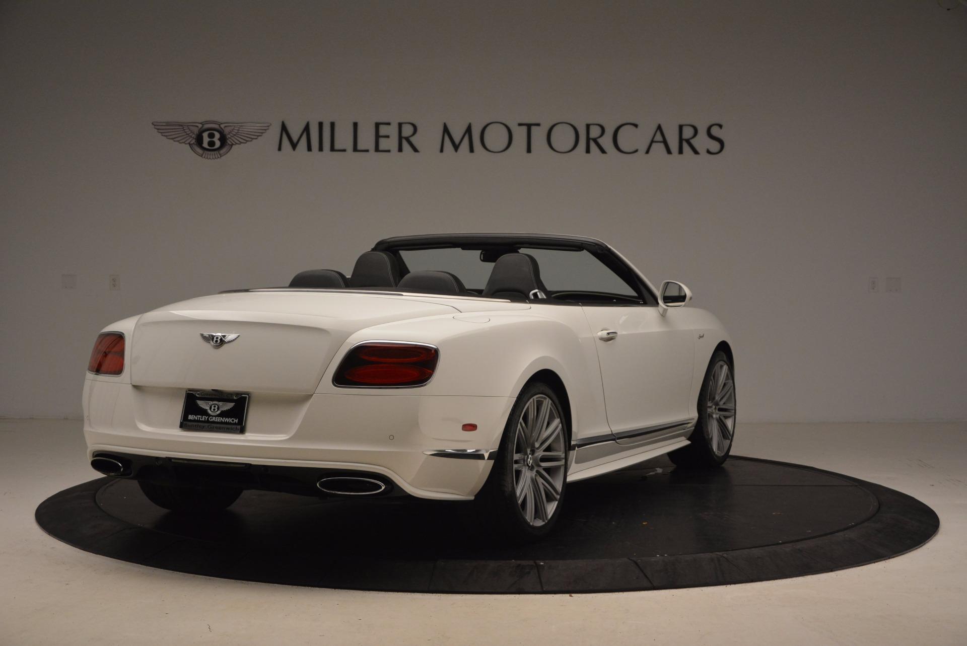 Used 2015 Bentley Continental GT Speed For Sale In Westport, CT 1714_p7
