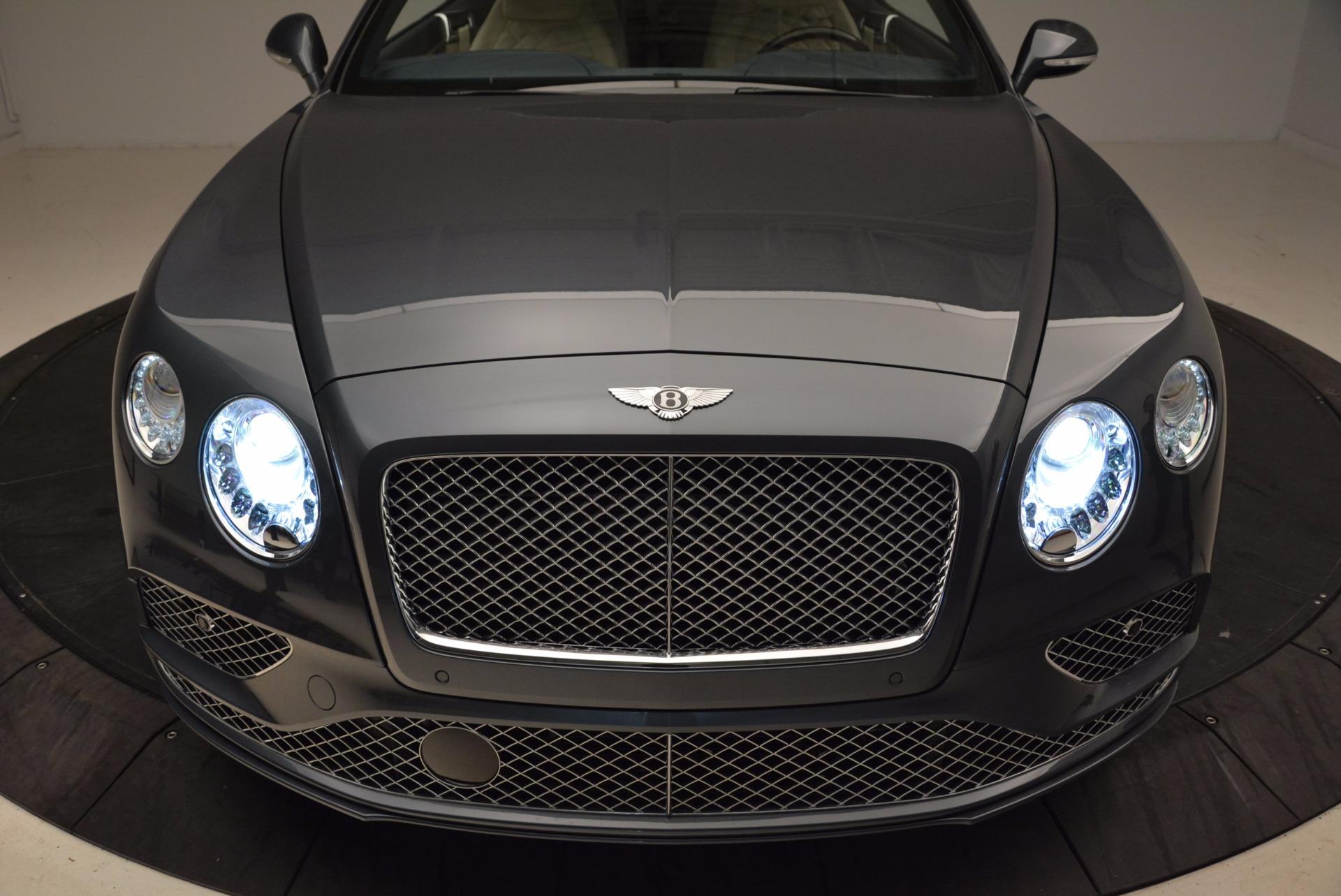 New 2017 Bentley Continental GT Speed For Sale In Westport, CT 1715_p14