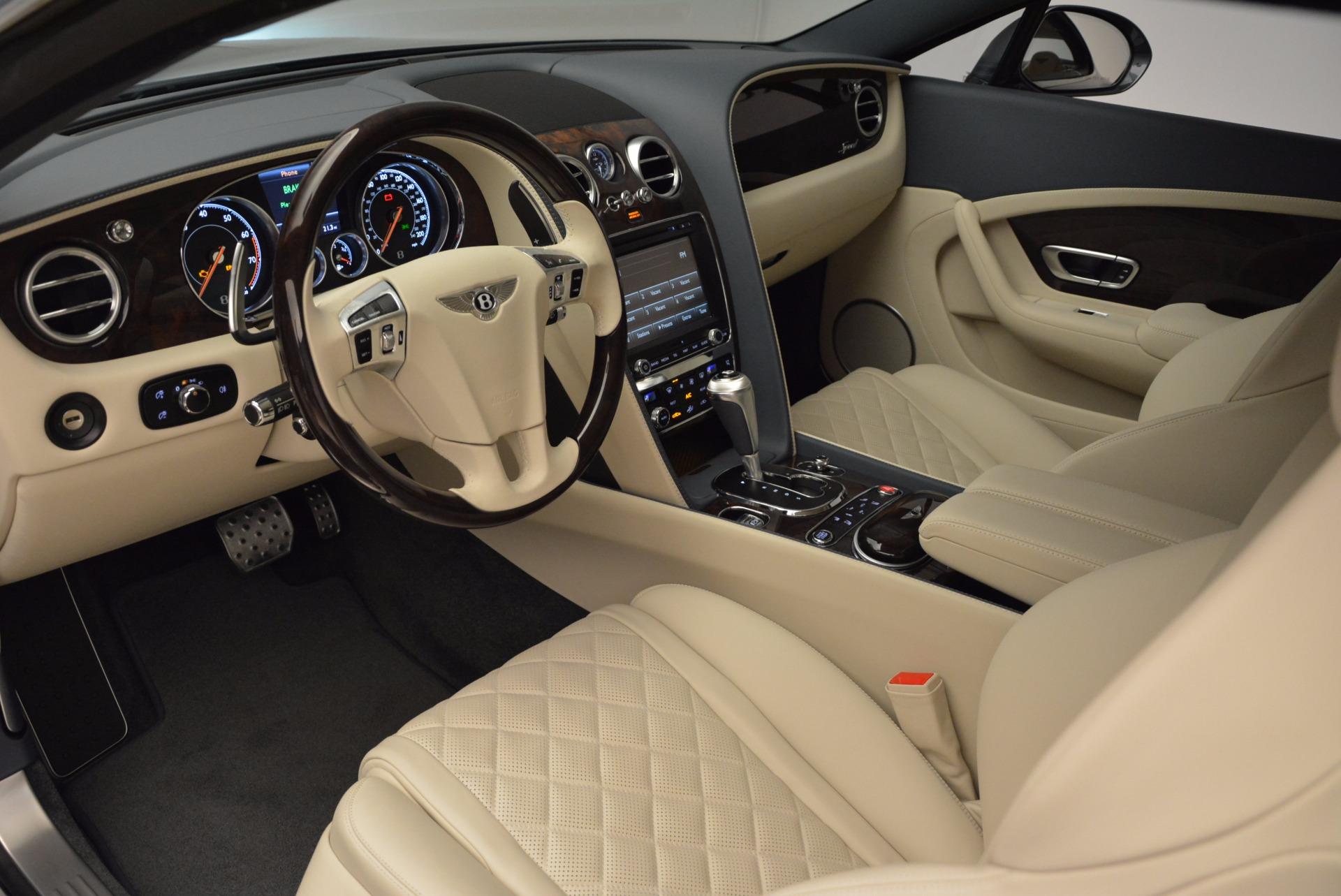 New 2017 Bentley Continental GT Speed For Sale In Westport, CT 1715_p18