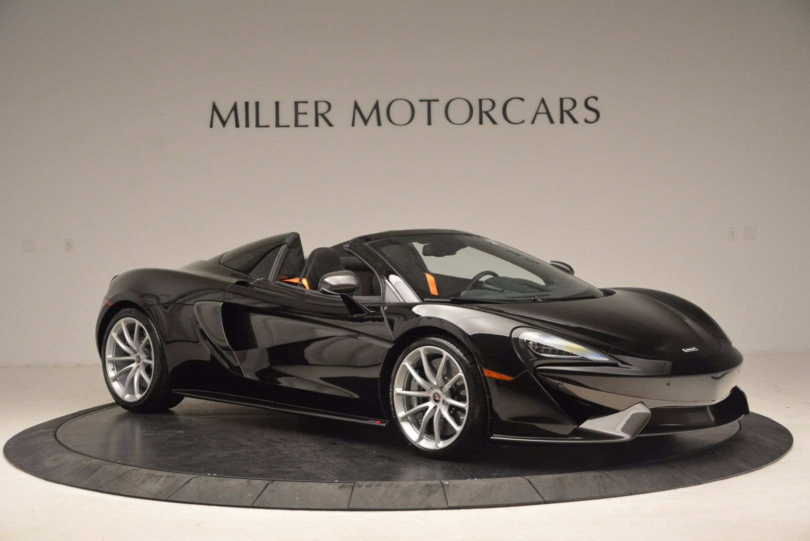 Used 2018 McLaren 570S Spider For Sale In Westport, CT 1716_p10