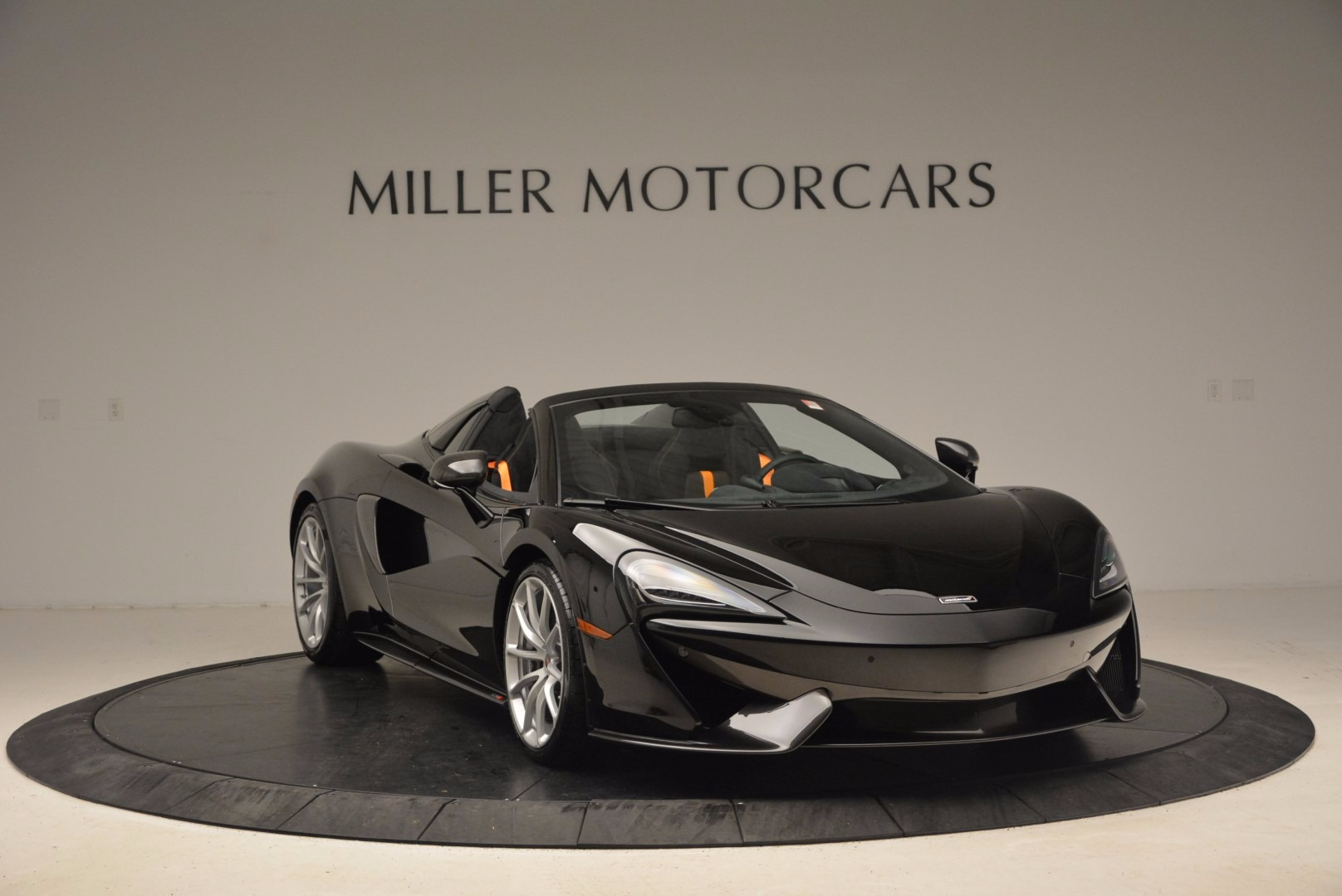 Used 2018 McLaren 570S Spider For Sale In Westport, CT 1716_p11