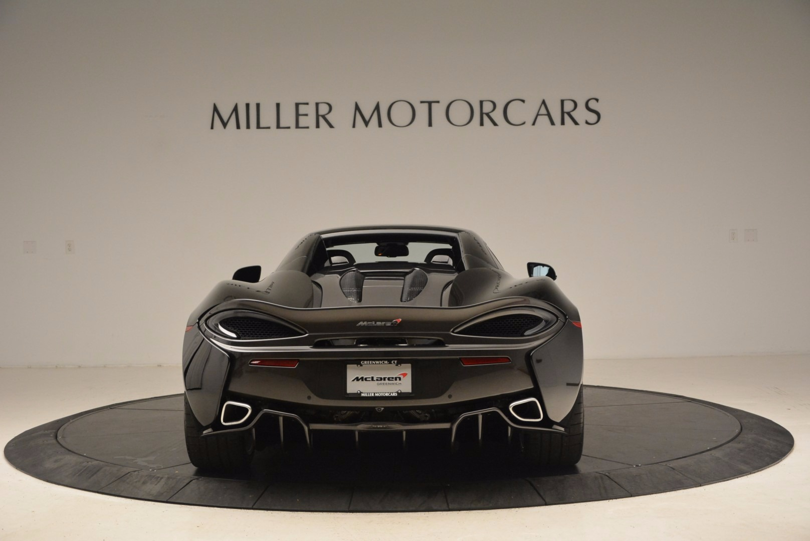 Used 2018 McLaren 570S Spider For Sale In Westport, CT 1716_p16