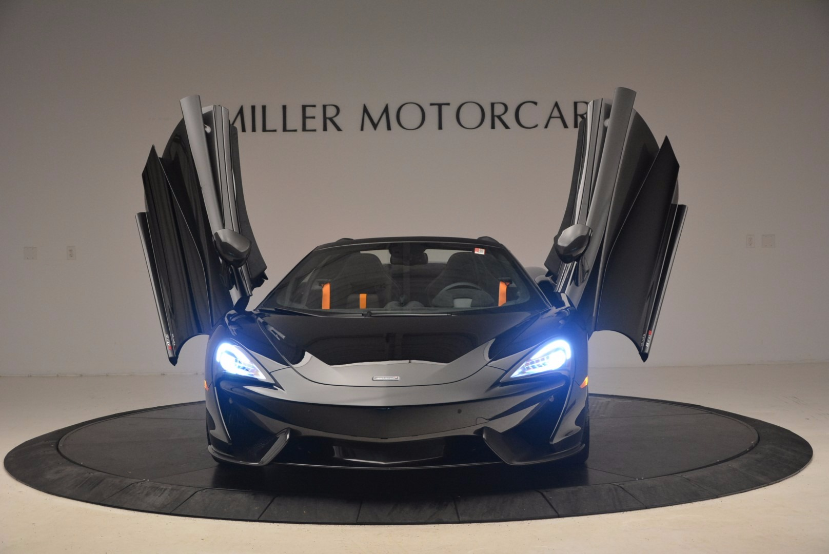 Used 2018 McLaren 570S Spider For Sale In Westport, CT 1716_p21
