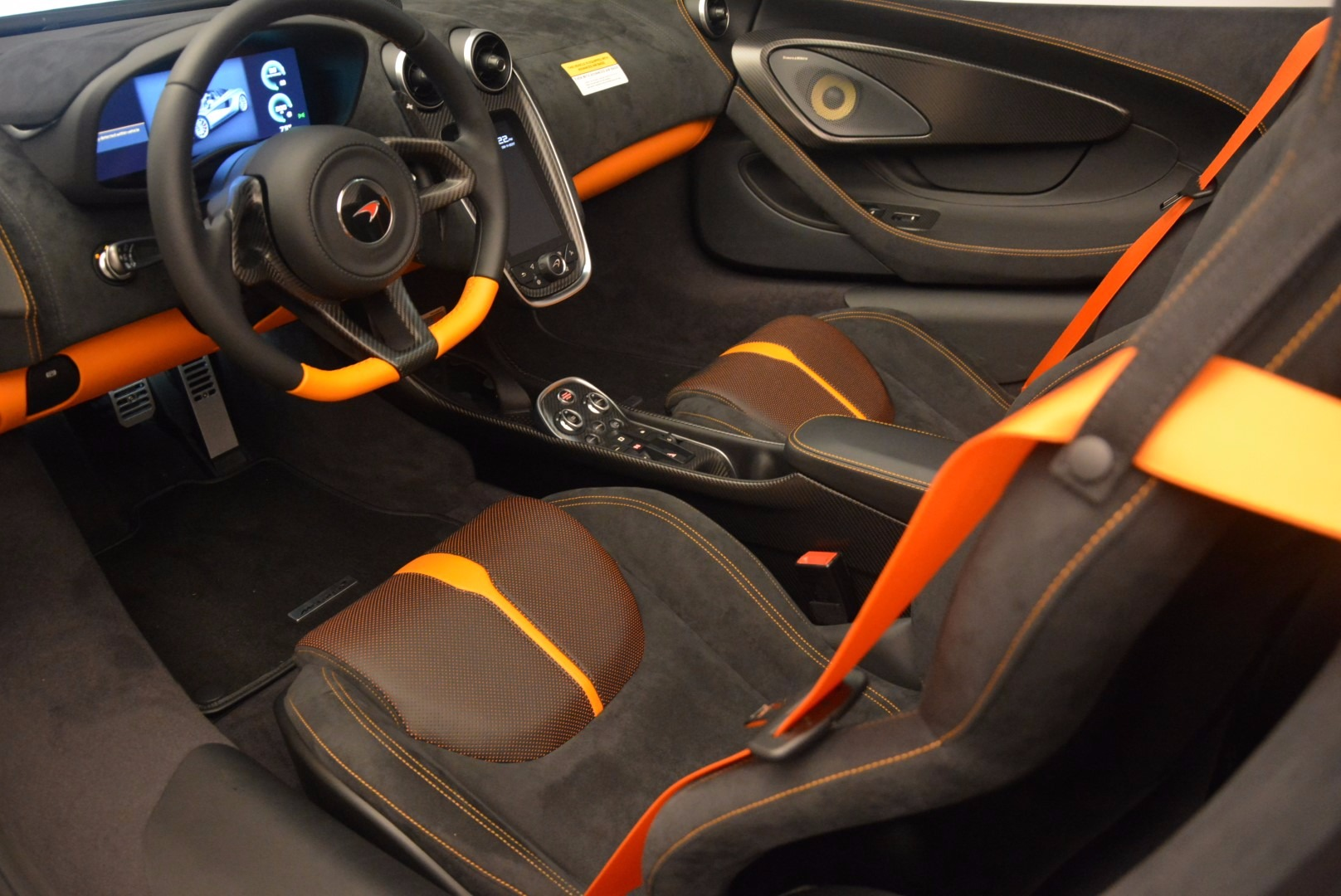 Used 2018 McLaren 570S Spider For Sale In Westport, CT 1716_p25