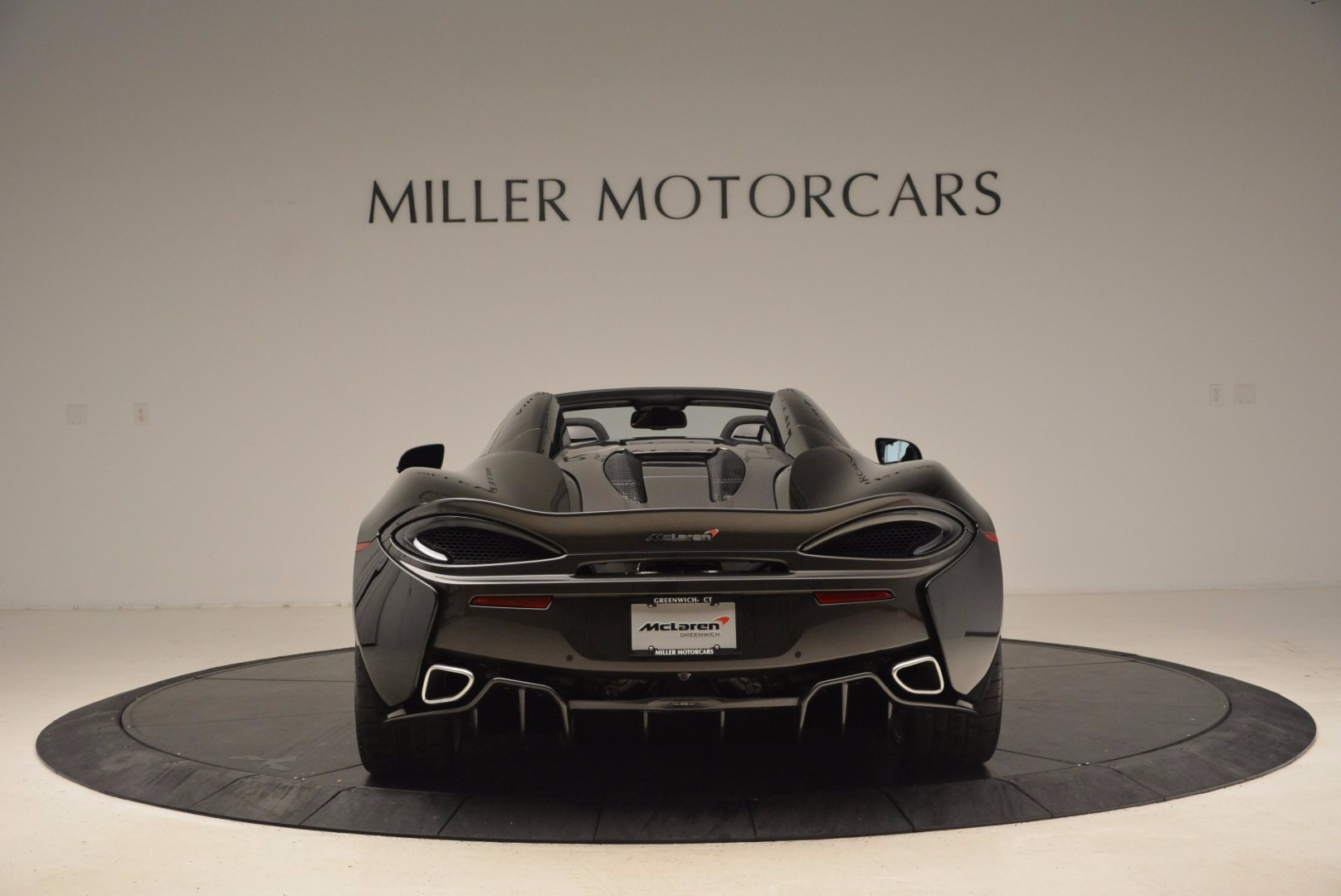 Used 2018 McLaren 570S Spider For Sale In Westport, CT 1716_p6