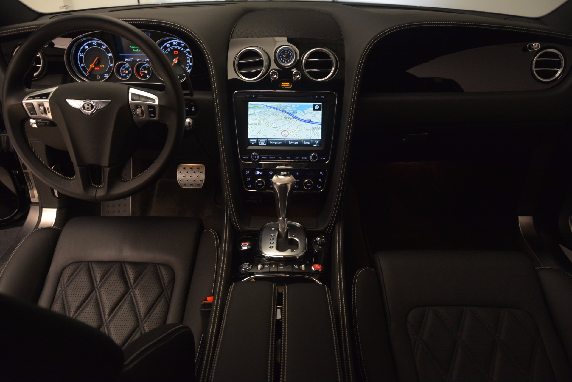 Used 2012 Bentley Continental GT W12 For Sale In Westport, CT 1717_p19