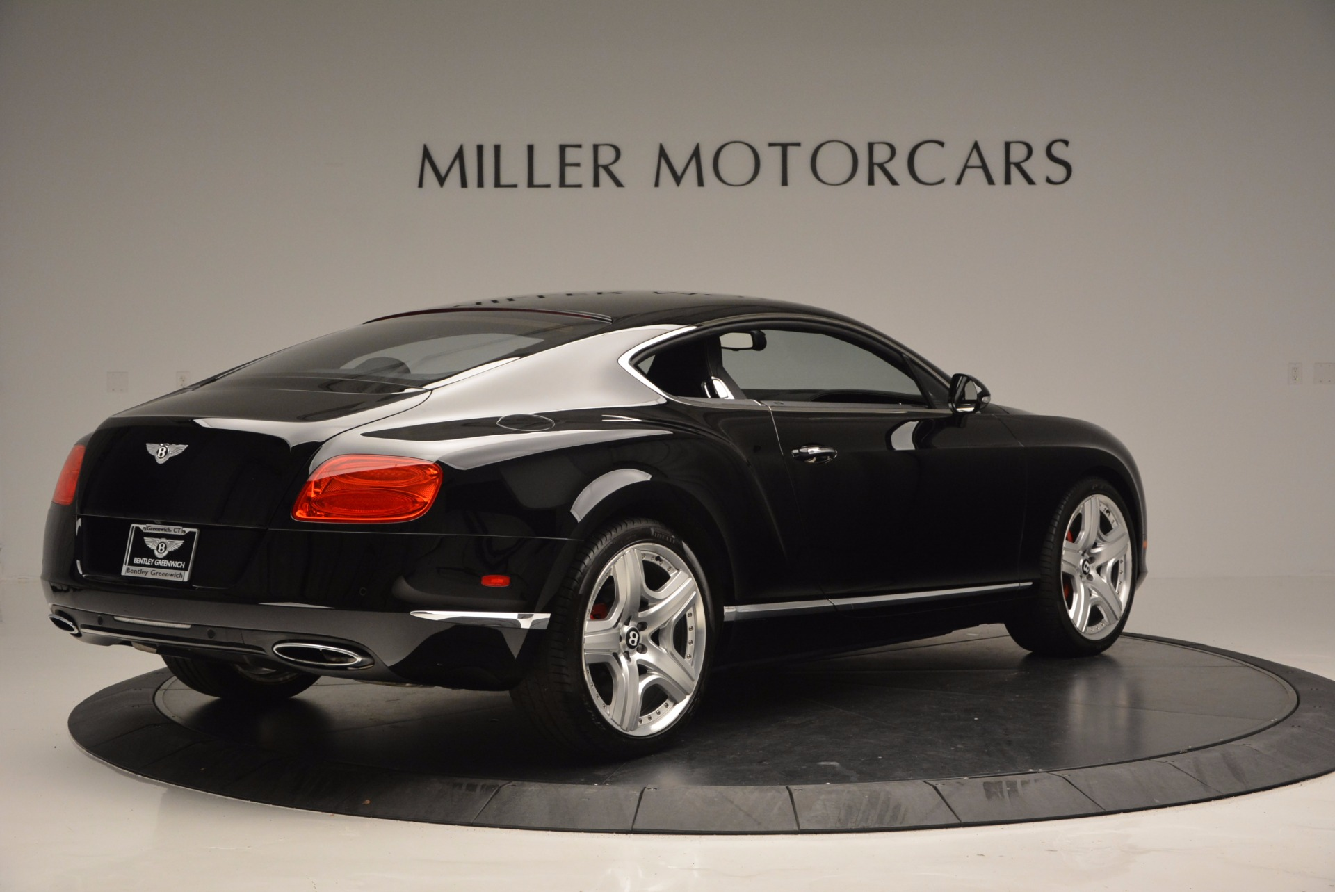 Used 2012 Bentley Continental GT W12 For Sale In Westport, CT 1717_p6