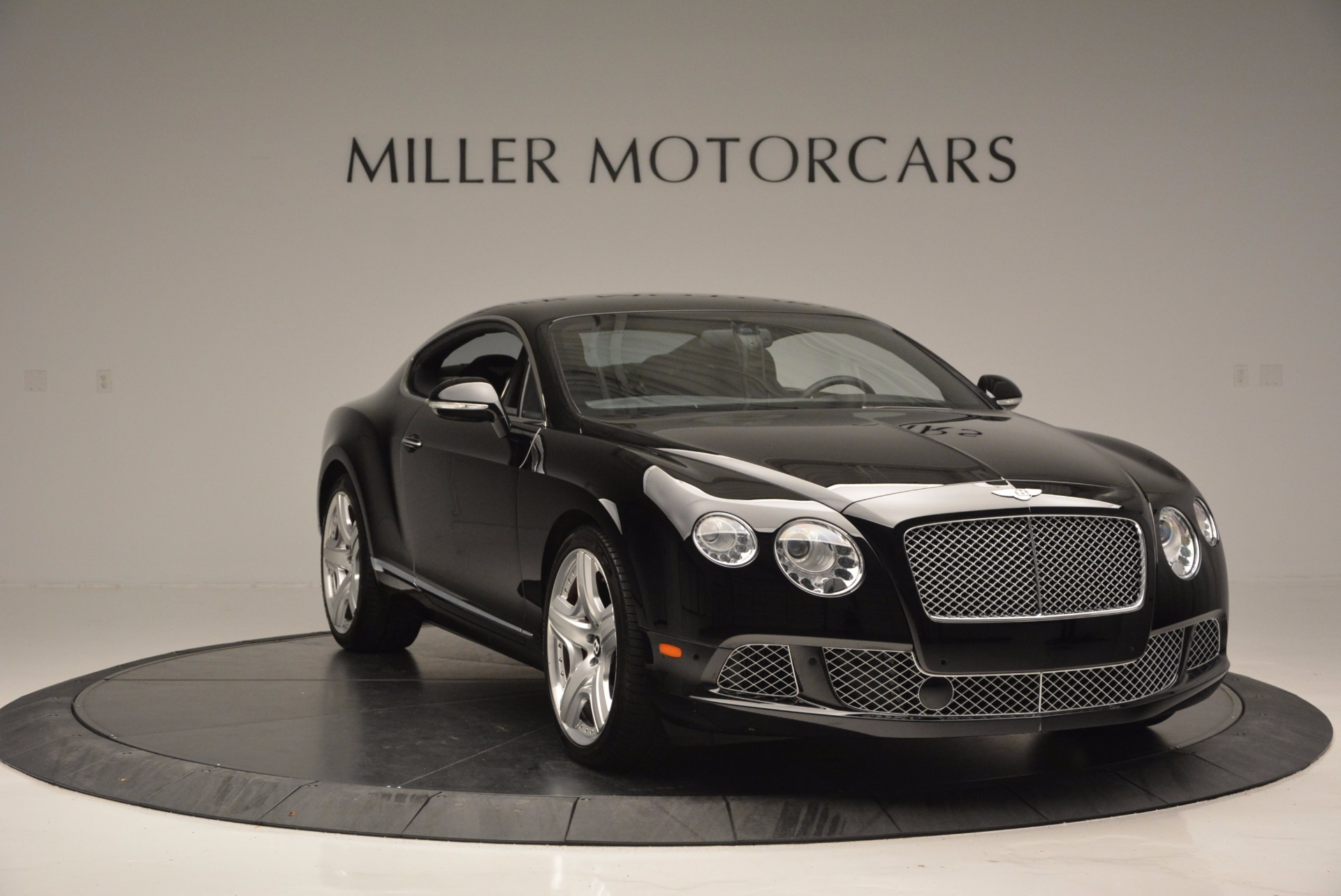 Used 2012 Bentley Continental GT W12 For Sale In Westport, CT 1717_p8
