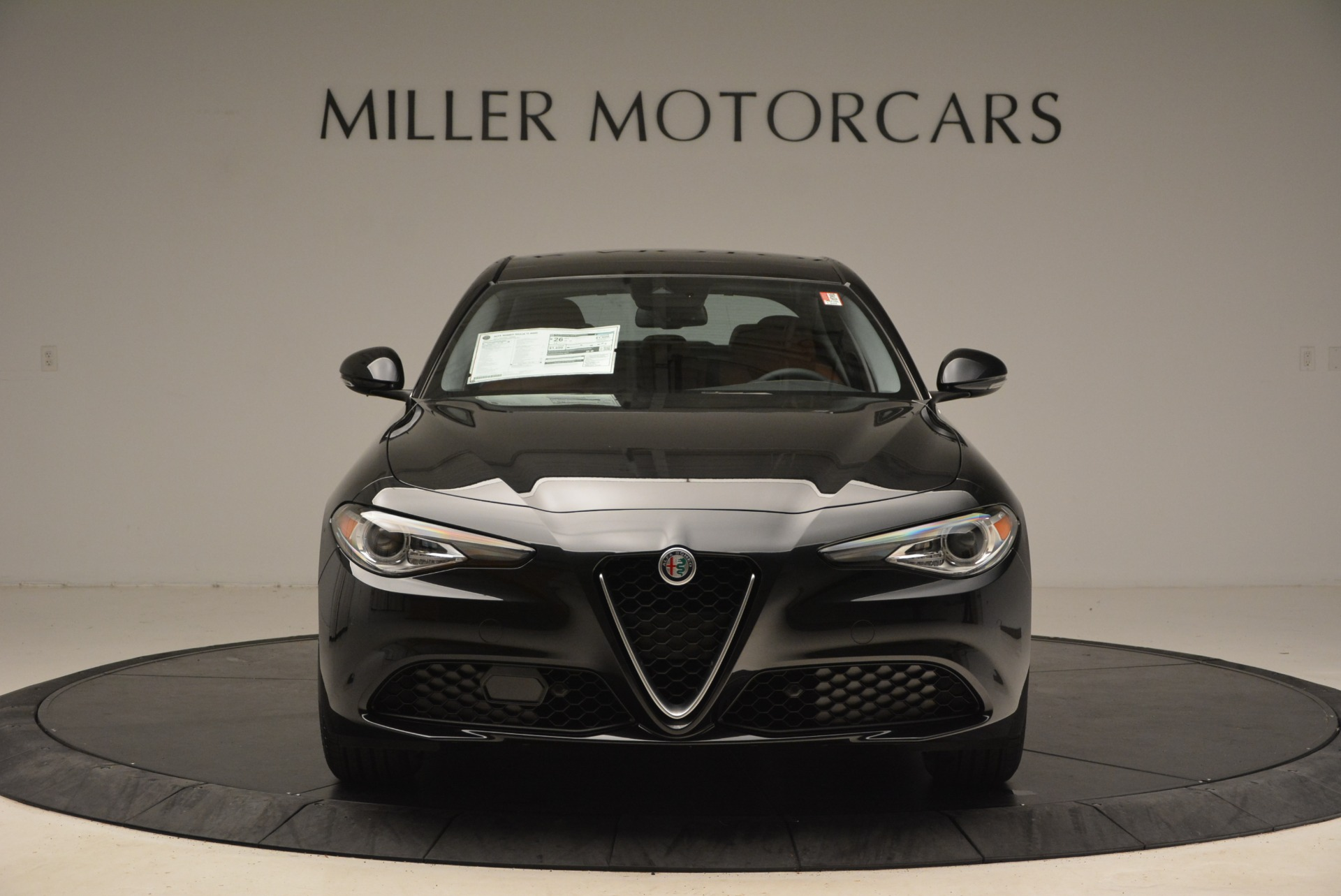 New 2018 Alfa Romeo Giulia Ti Lusso Q4 For Sale In Westport, CT