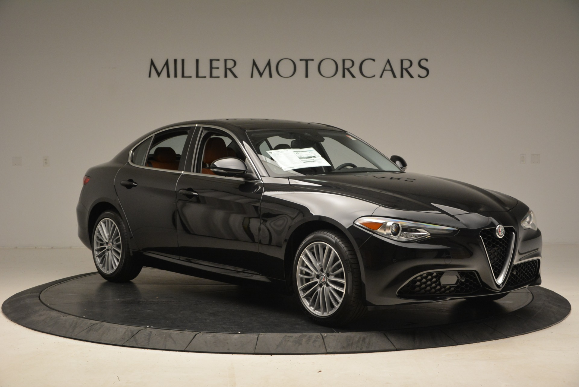 New 2018 Alfa Romeo Giulia Ti Lusso Q4 For Sale In Westport, CT 1721_p12