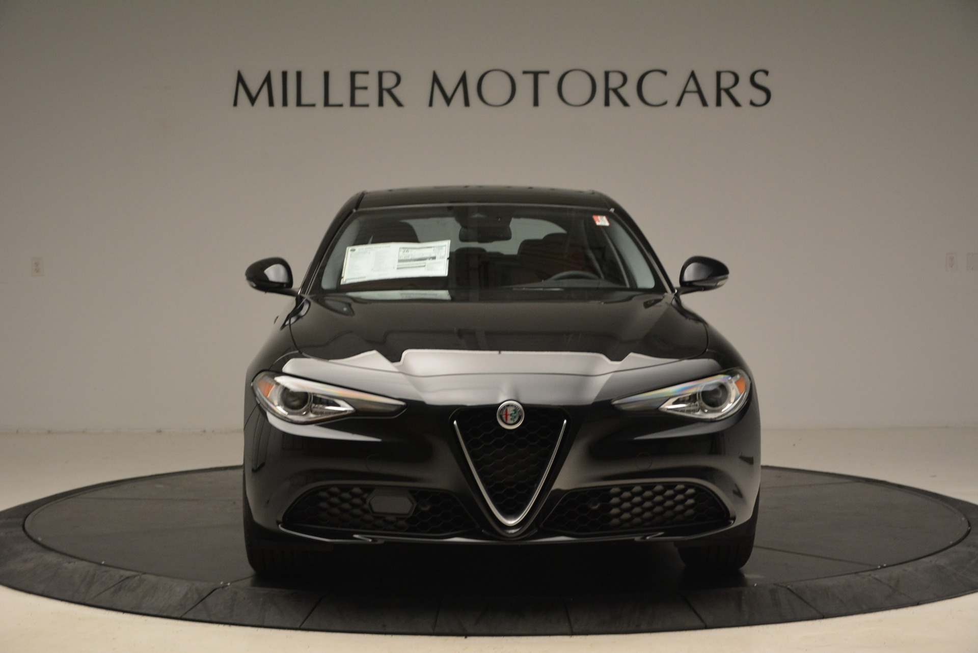 New 2018 Alfa Romeo Giulia Ti Lusso Q4 For Sale In Westport, CT 1721_p13