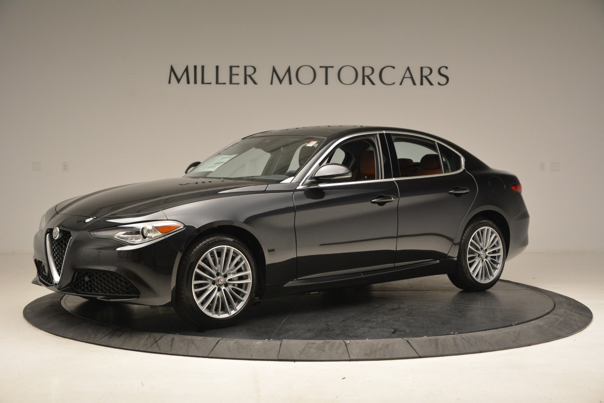 New 2018 Alfa Romeo Giulia Ti Lusso Q4 For Sale In Westport, CT 1721_p3