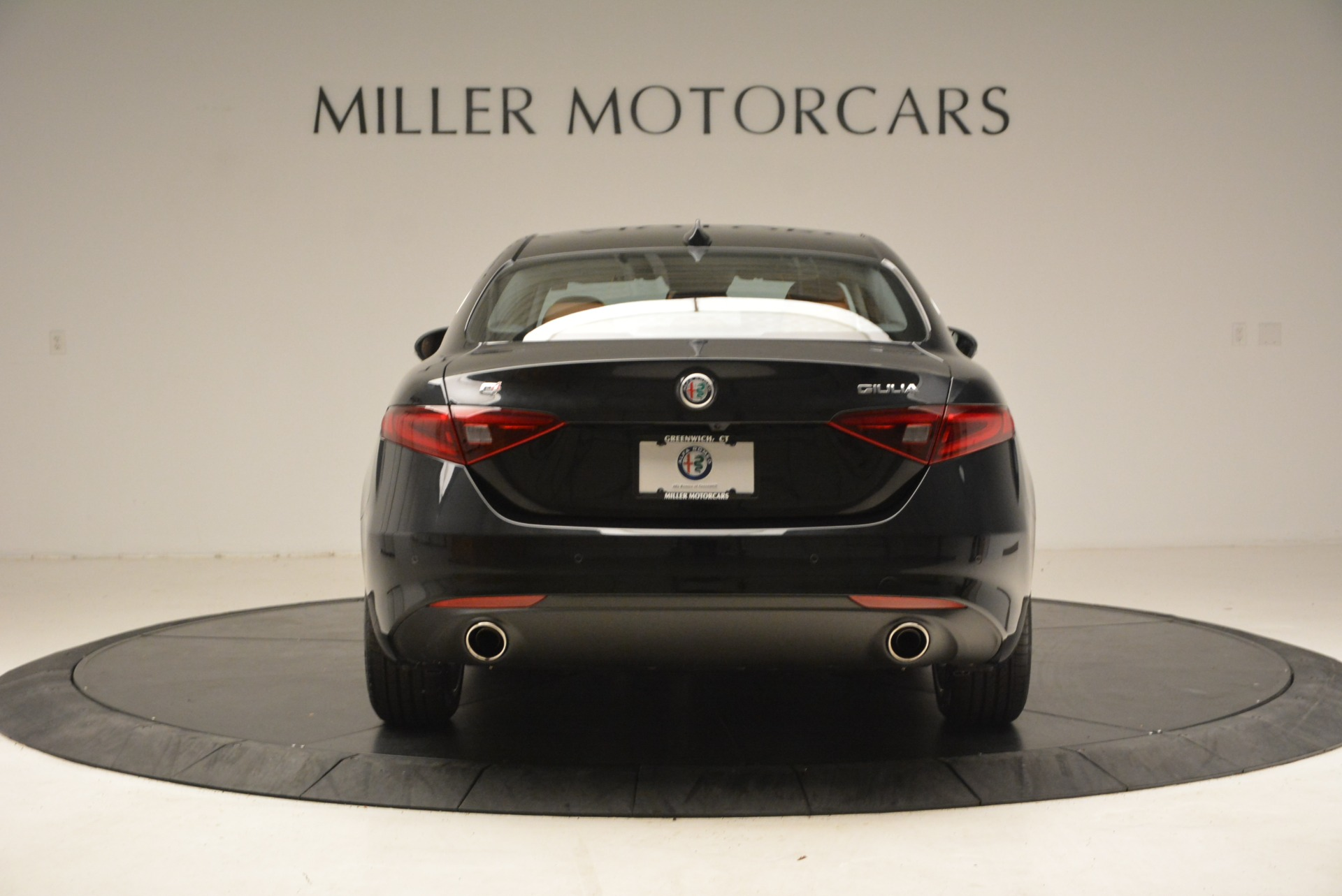 New 2018 Alfa Romeo Giulia Ti Lusso Q4 For Sale In Westport, CT 1721_p7