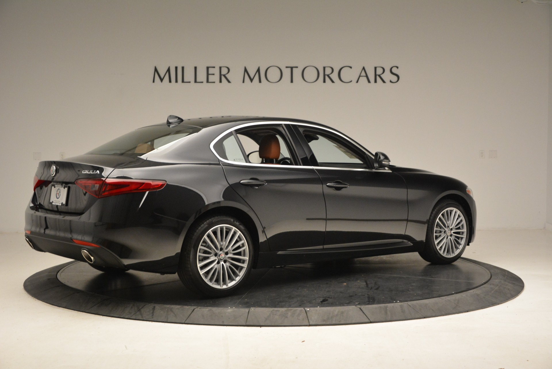 New 2018 Alfa Romeo Giulia Ti Lusso Q4 For Sale In Westport, CT 1721_p9