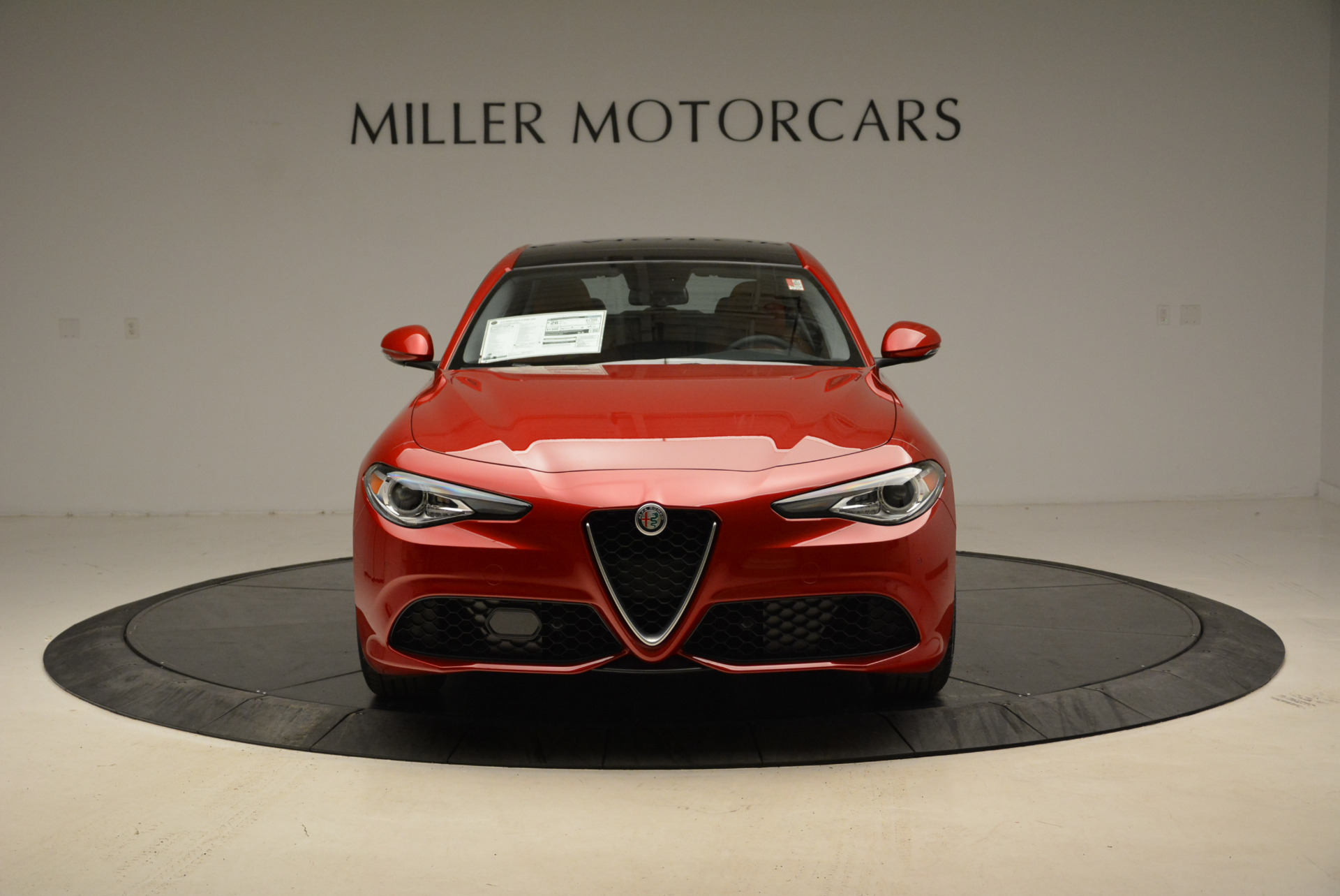 New 2018 Alfa Romeo Giulia Ti Sport Q4 For Sale In Westport, CT 1722_p12