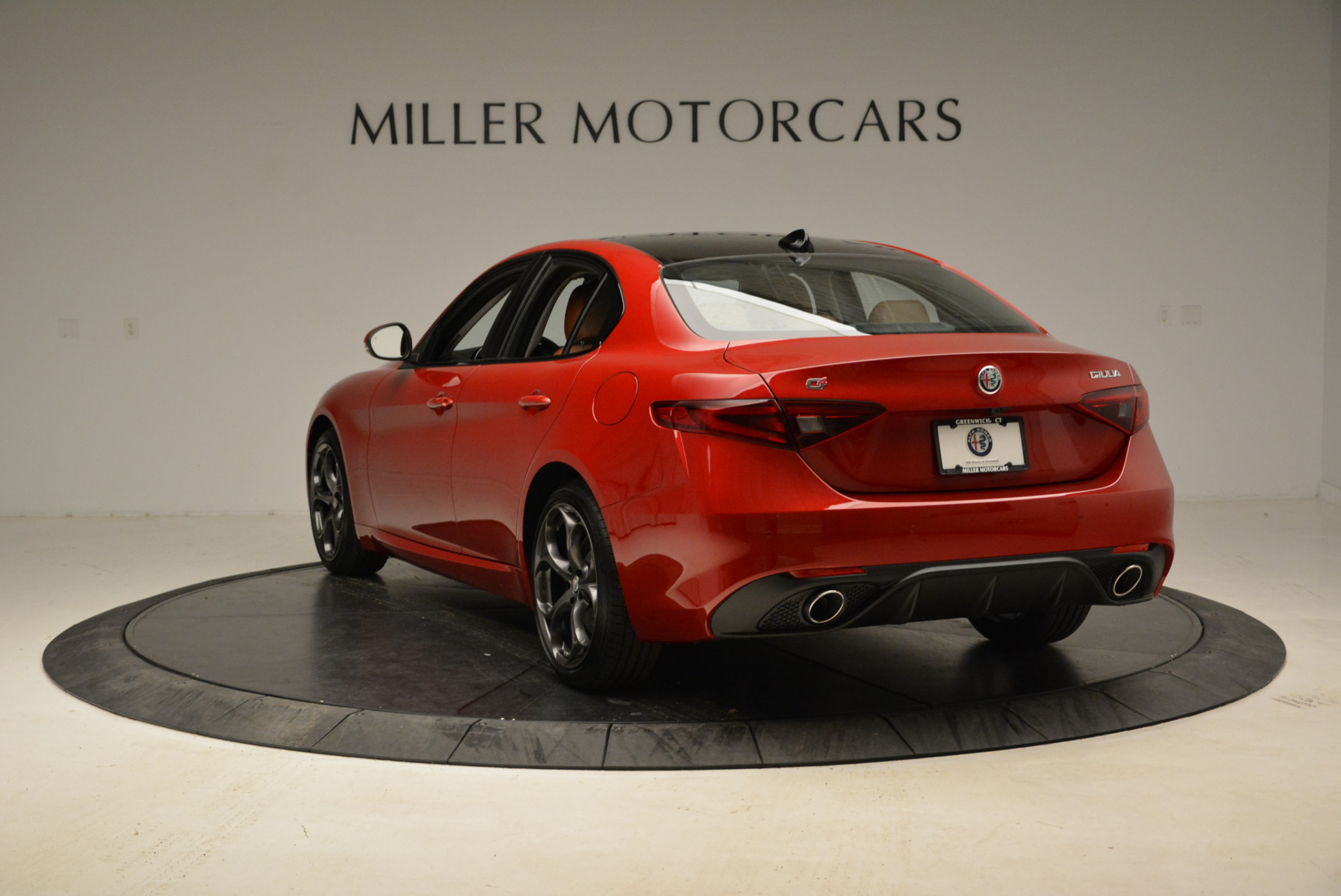 New 2018 Alfa Romeo Giulia Ti Sport Q4 For Sale In Westport, CT 1722_p5