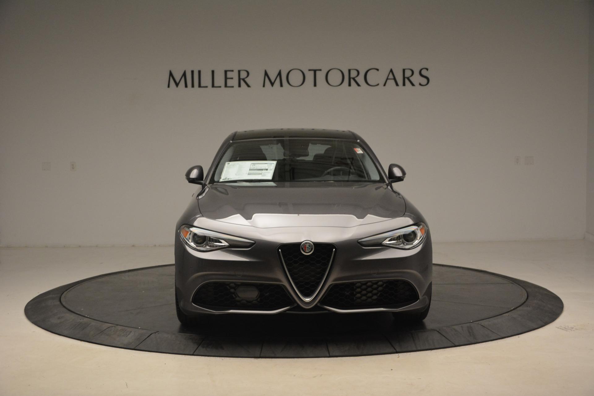 New 2018 Alfa Romeo Giulia Ti Sport Q4 For Sale In Westport, CT 1723_p12