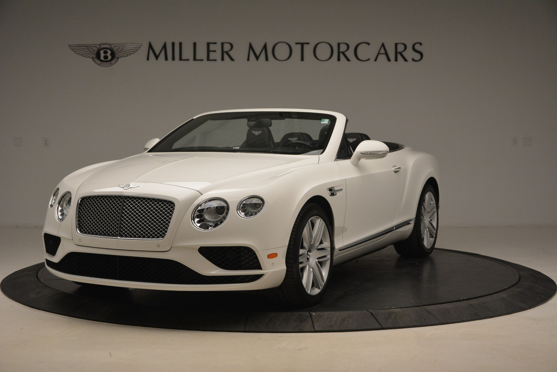 Used 2016 Bentley Continental GT V8 For Sale In Westport, CT 1728_main