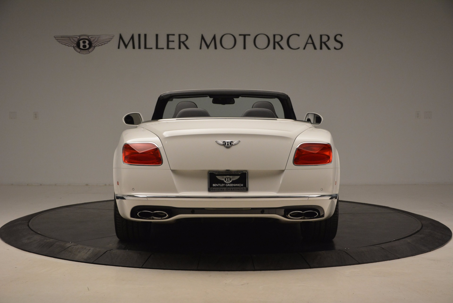 Used 2016 Bentley Continental GT V8 For Sale In Westport, CT 1728_p6