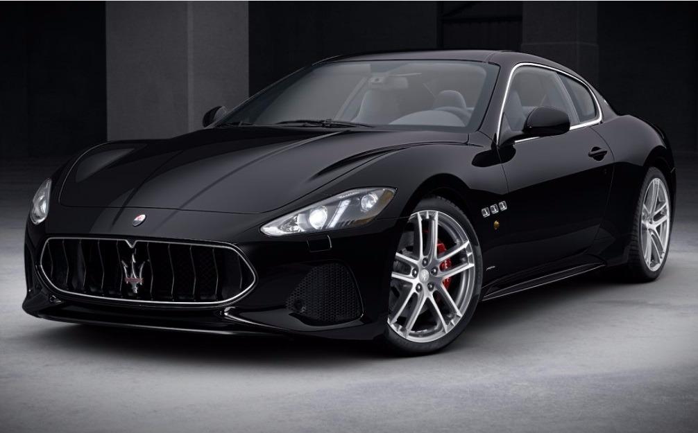 New 2018 Maserati GranTurismo Sport For Sale In Westport, CT 1729_main