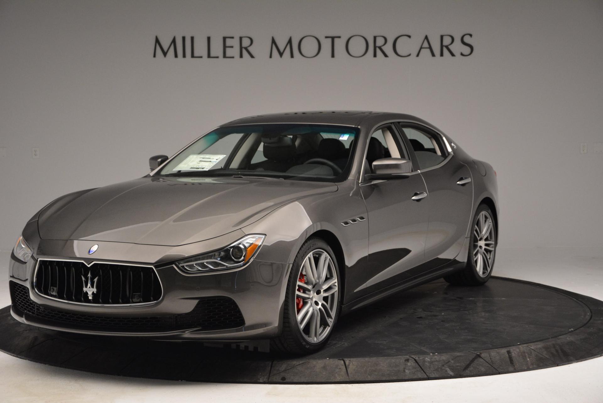 New 2016 Maserati Ghibli S Q4 For Sale In Westport, CT 173_main