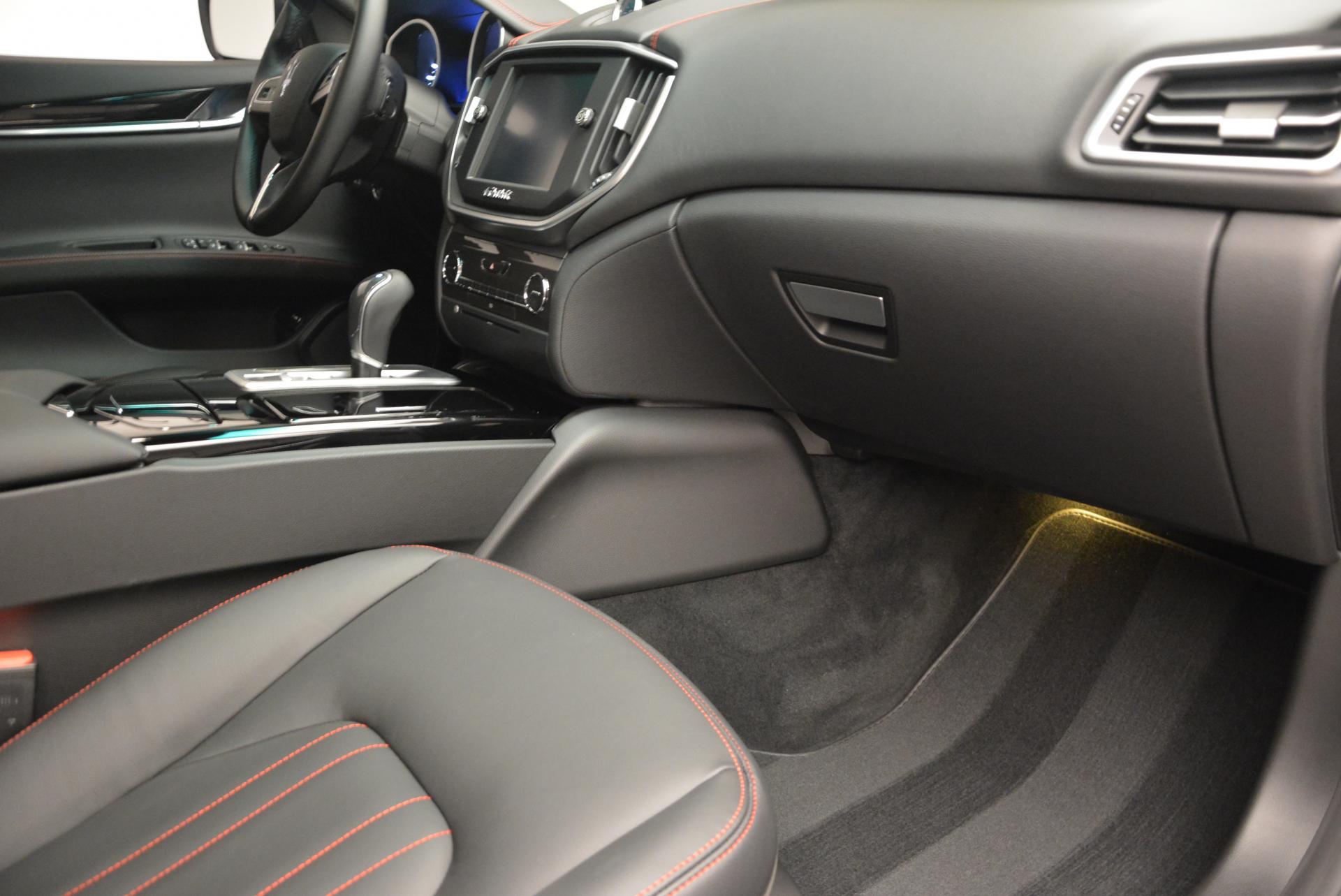 New 2016 Maserati Ghibli S Q4 For Sale In Westport, CT 173_p19