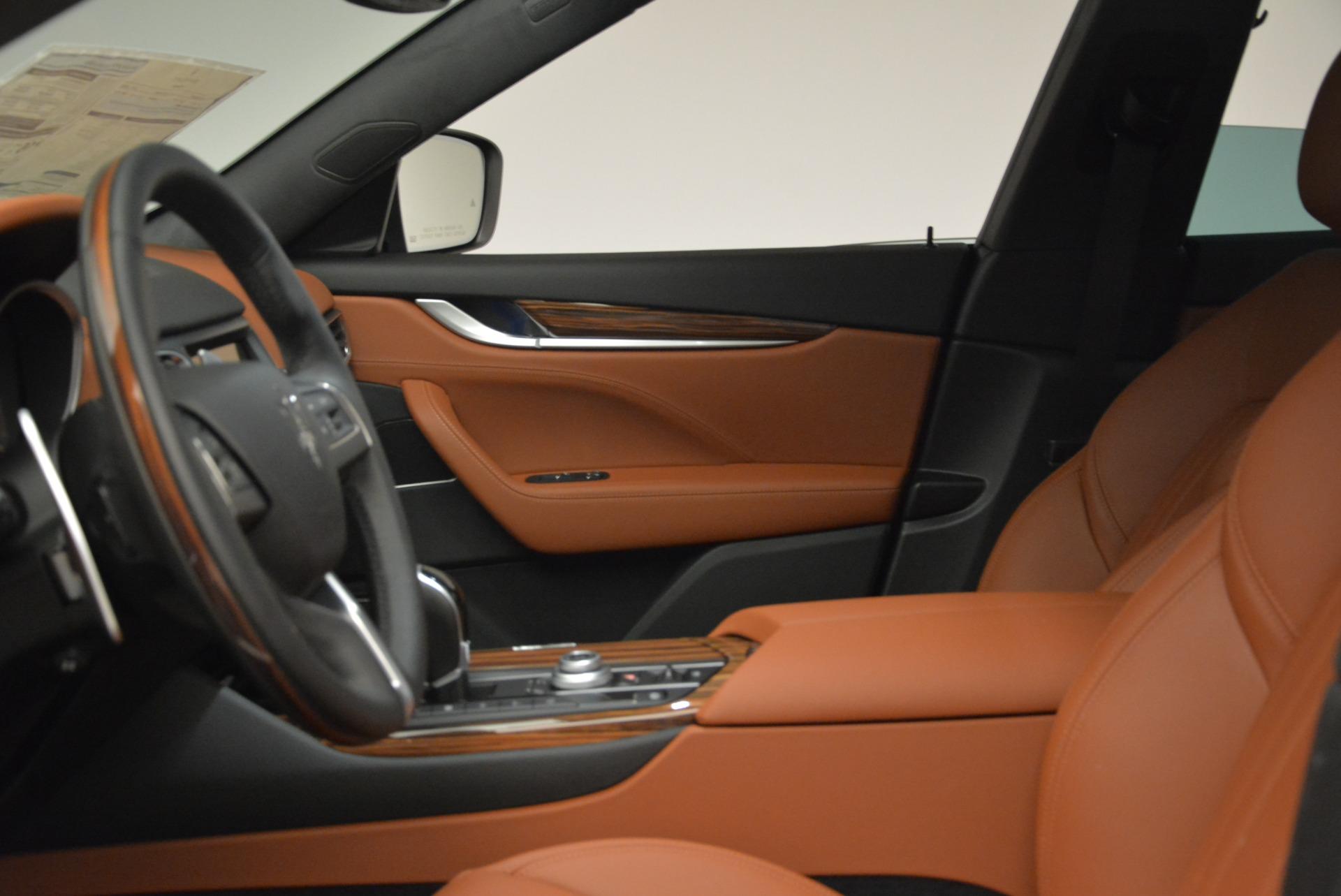 New 2018 Maserati Levante Q4 GranLusso For Sale In Westport, CT 1730_p13
