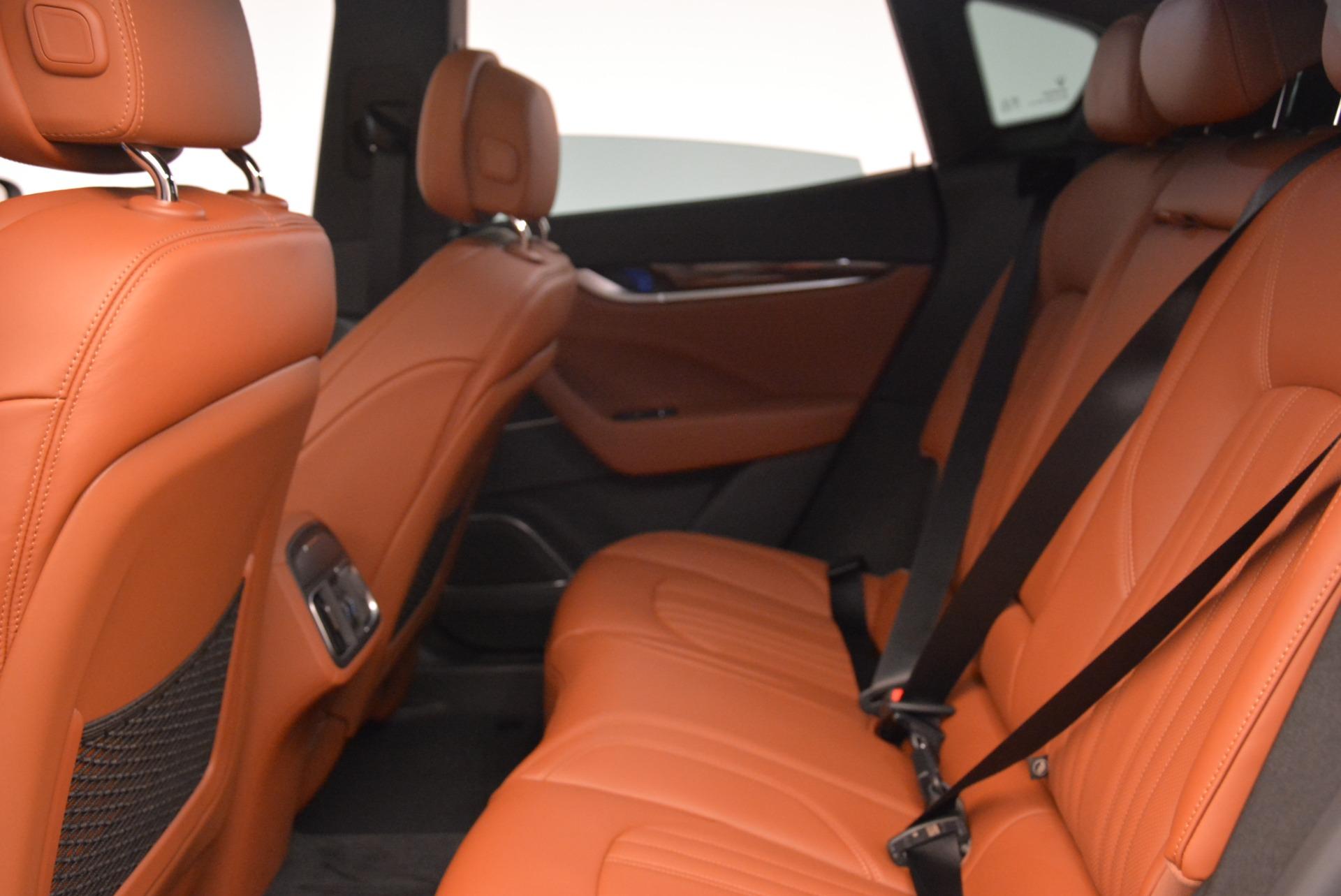 New 2018 Maserati Levante Q4 GranLusso For Sale In Westport, CT 1730_p17