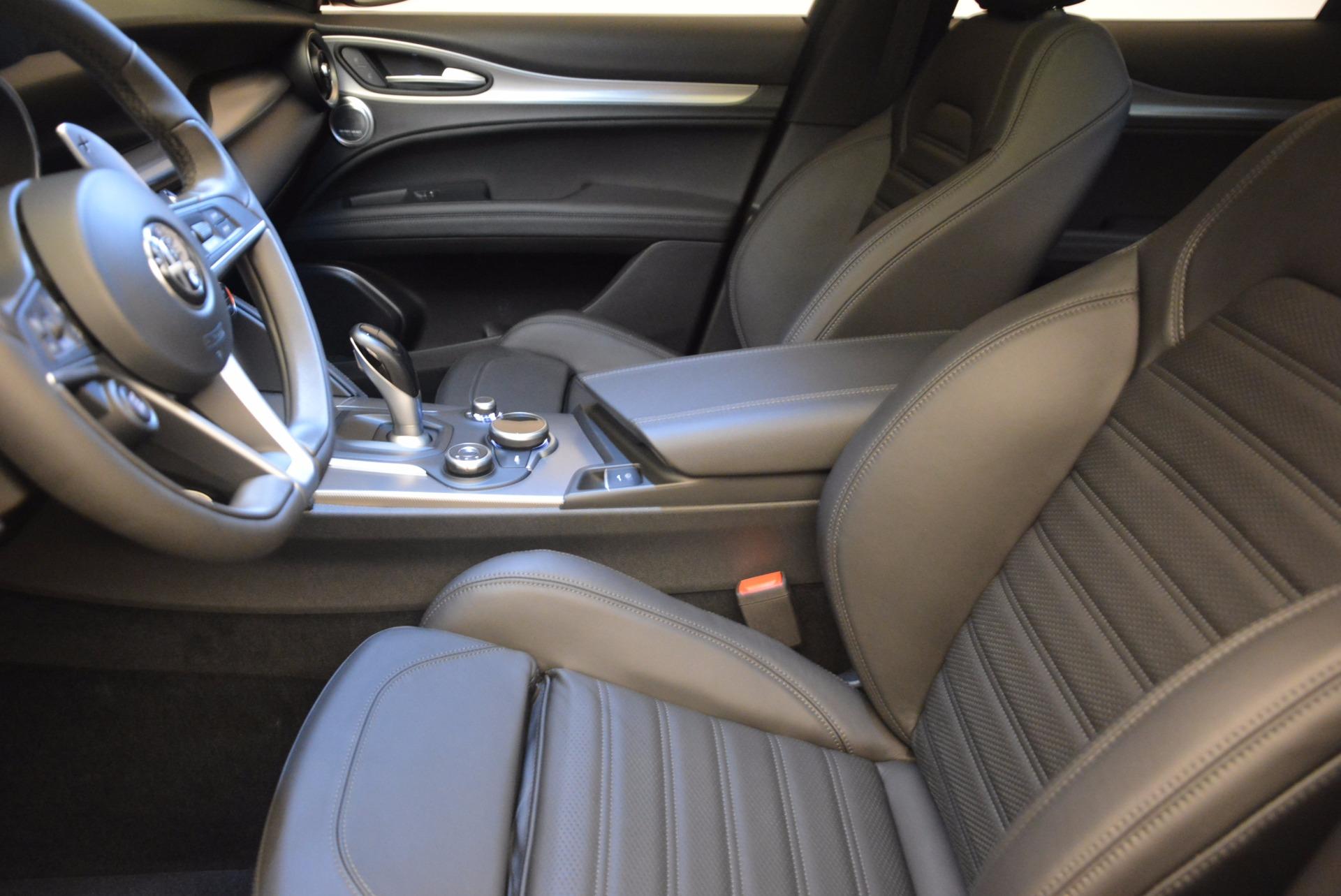 New 2018 Alfa Romeo Stelvio Ti Sport Q4 For Sale In Westport, CT 1732_p14