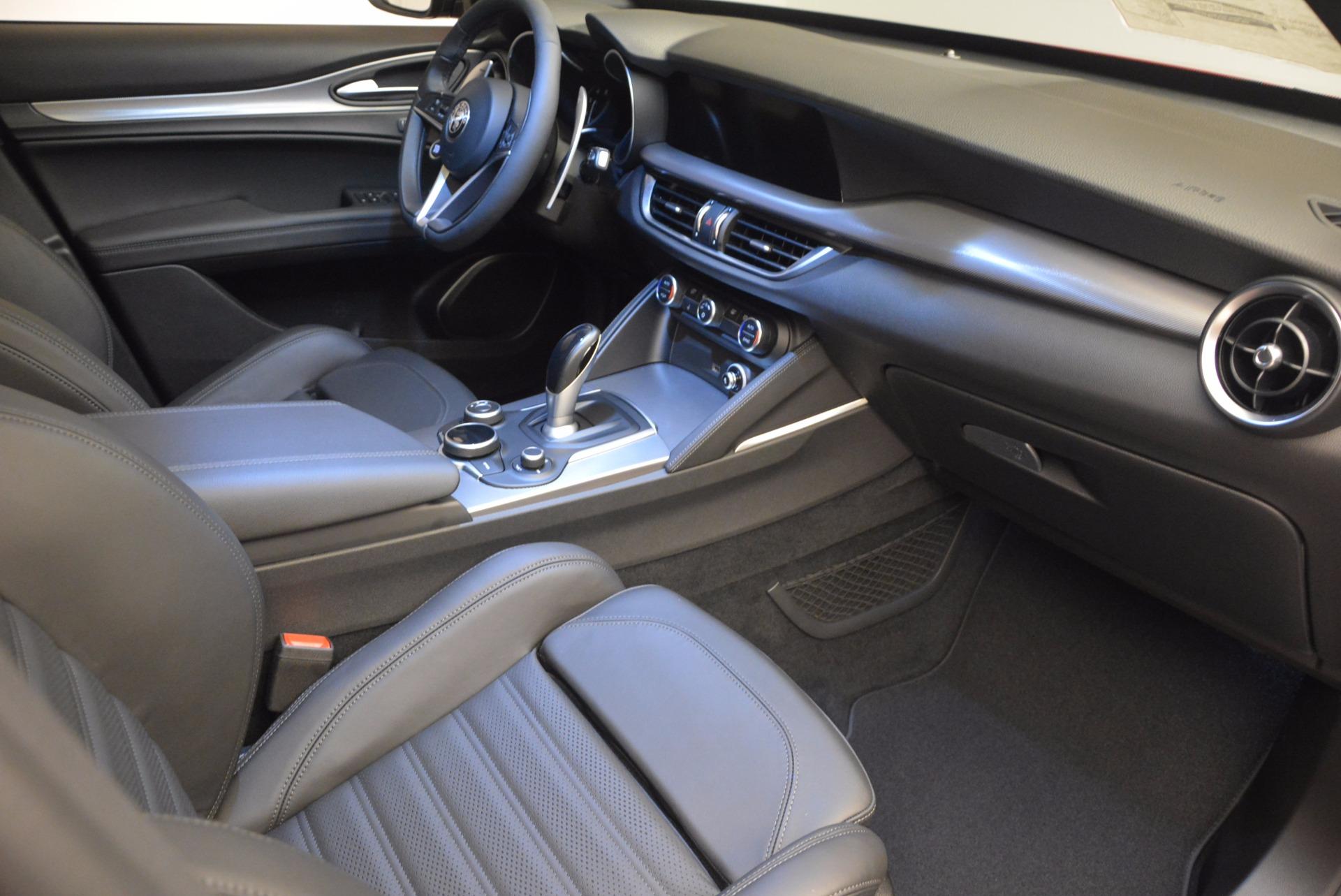 New 2018 Alfa Romeo Stelvio Ti Sport Q4 For Sale In Westport, CT 1732_p19