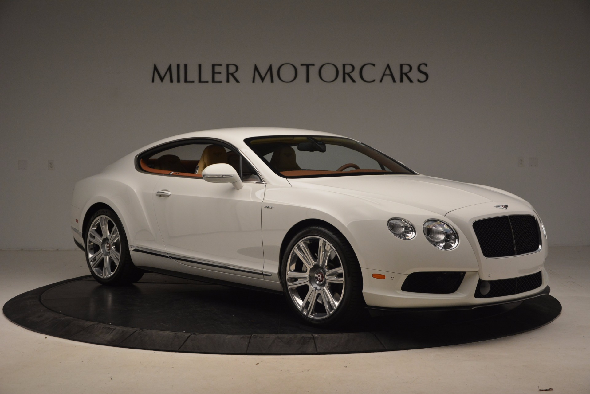 Used 2014 Bentley Continental GT V8 S For Sale In Westport, CT 1733_p10