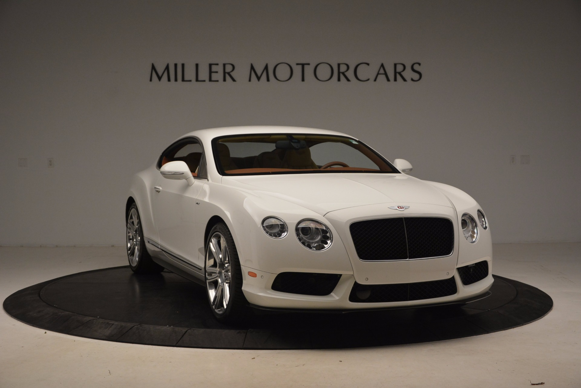 Used 2014 Bentley Continental GT V8 S For Sale In Westport, CT 1733_p11