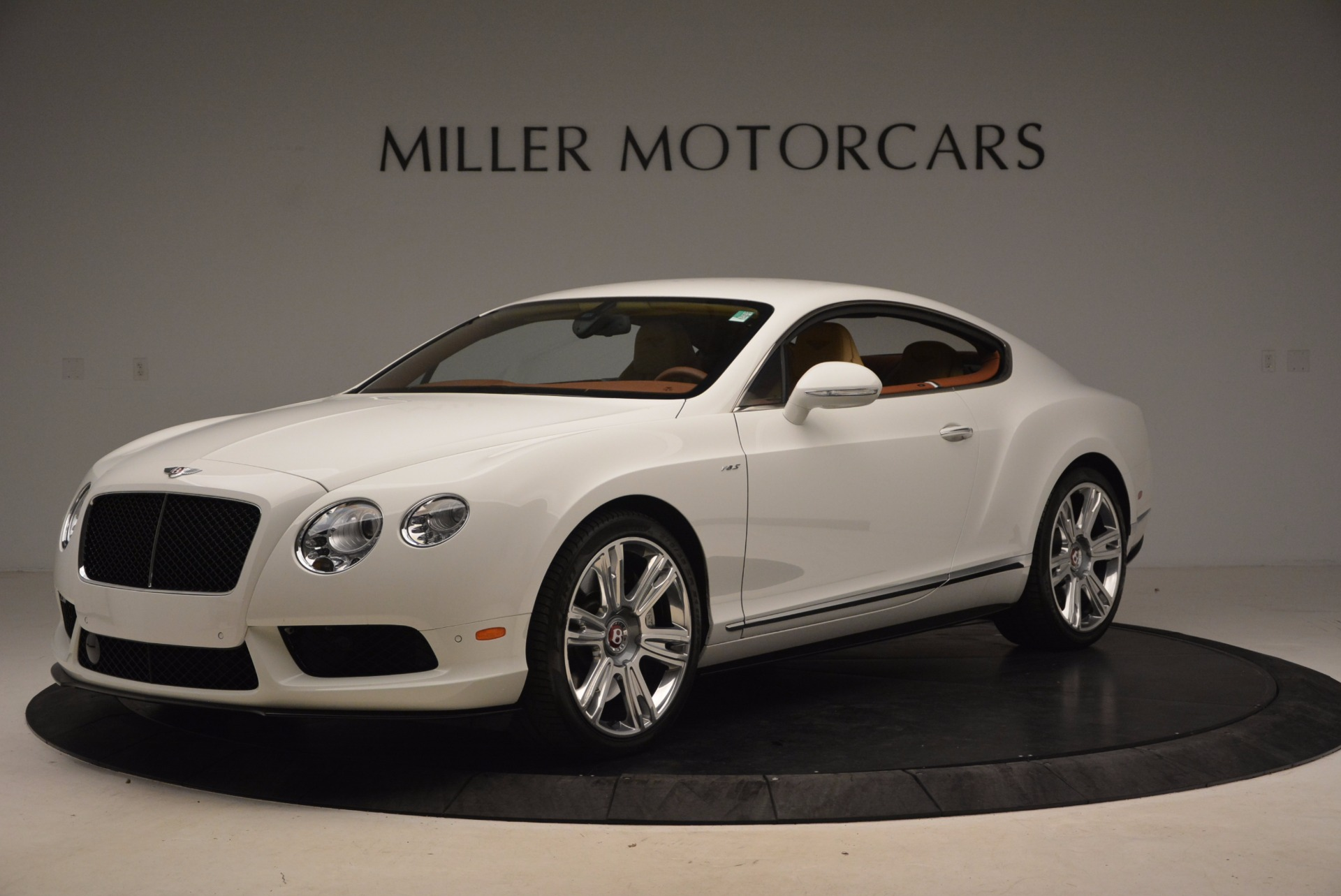 Used 2014 Bentley Continental GT V8 S For Sale In Westport, CT 1733_p2