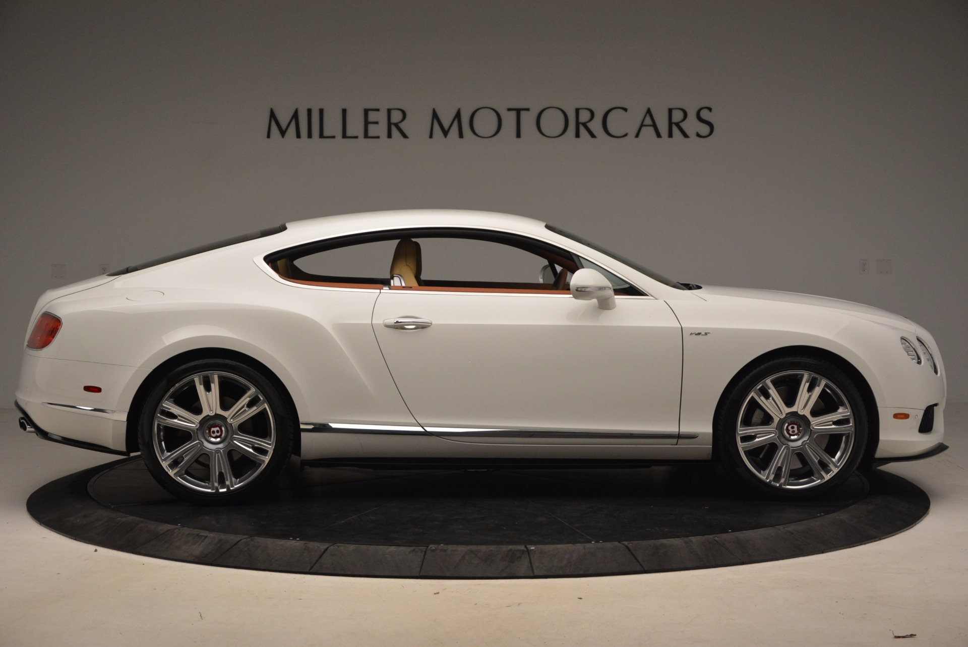 Used 2014 Bentley Continental GT V8 S For Sale In Westport, CT 1733_p9