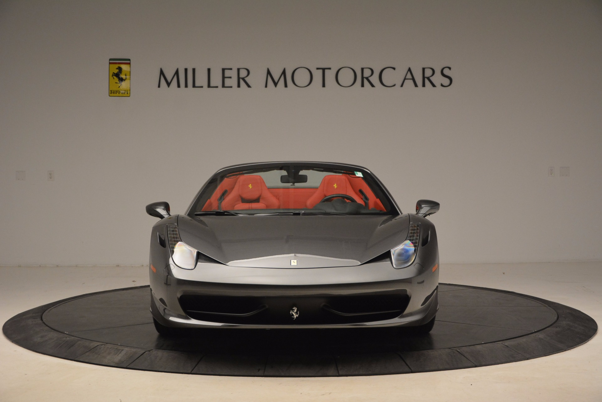 Used 2014 Ferrari 458 Spider  For Sale In Westport, CT 1734_p12