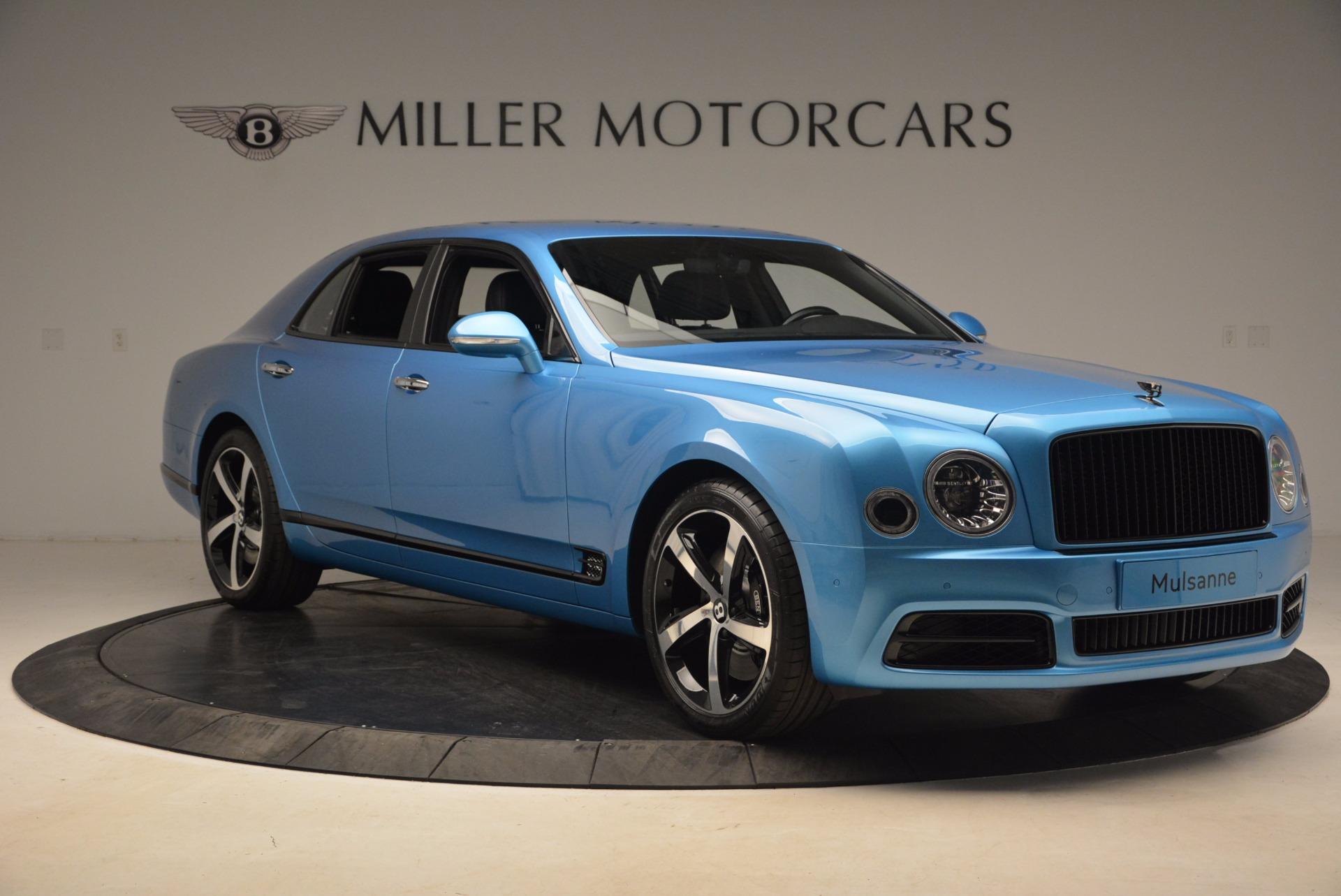 New 2018 Bentley Mulsanne Speed Design Series- Taking
