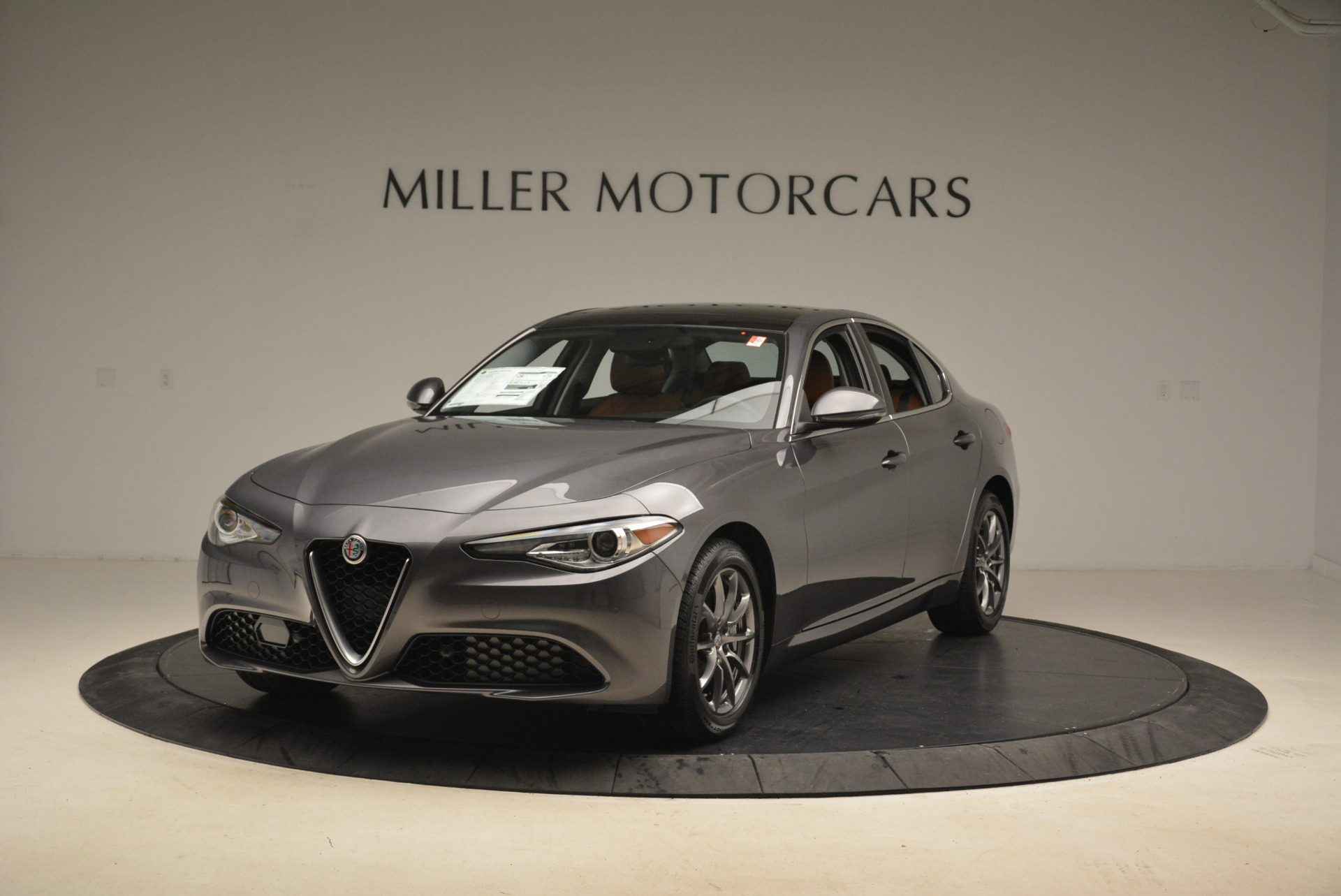 New 2018 Alfa Romeo Giulia Q4 For Sale In Westport, CT