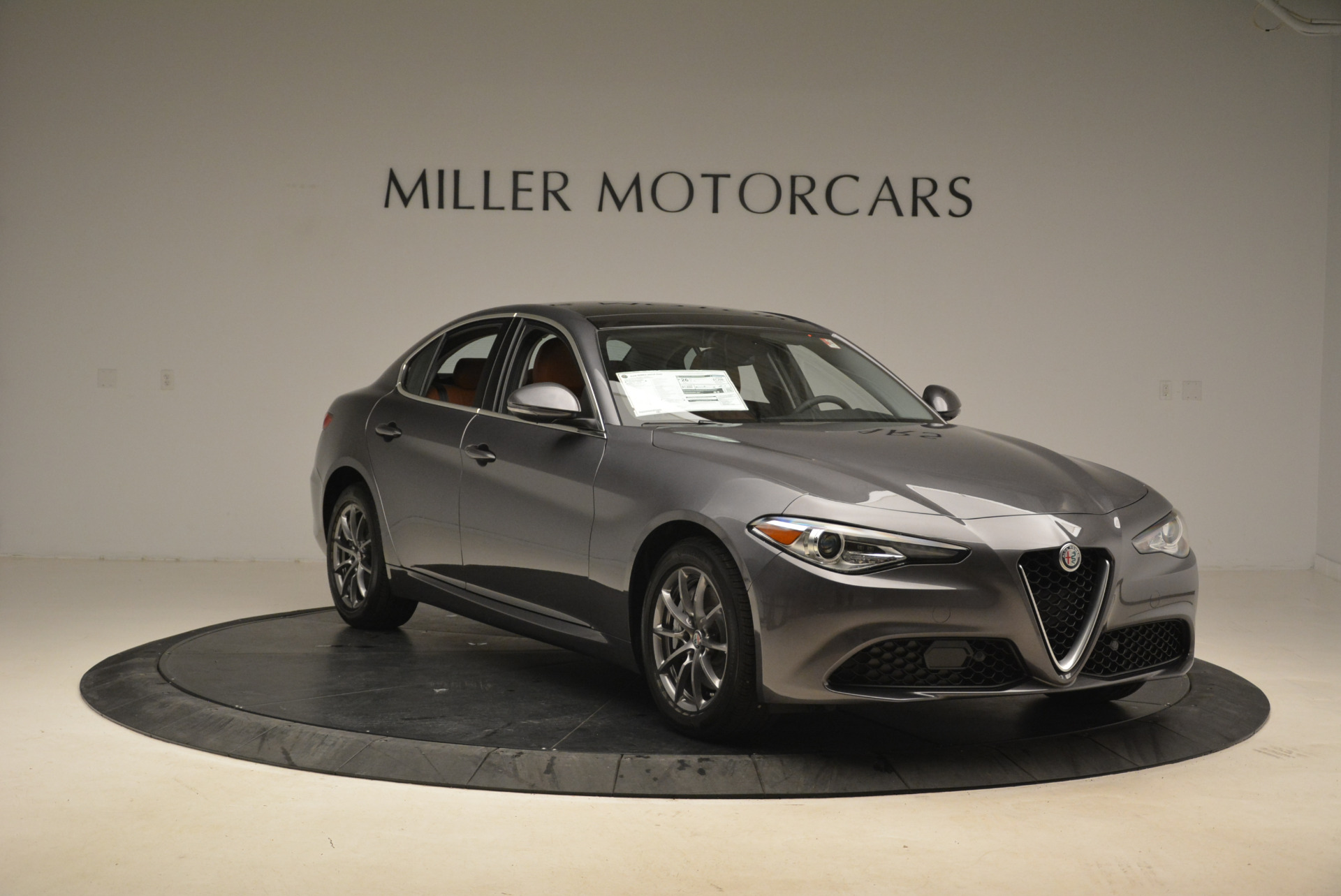 New 2018 Alfa Romeo Giulia Q4 For Sale In Westport, CT 1737_p11