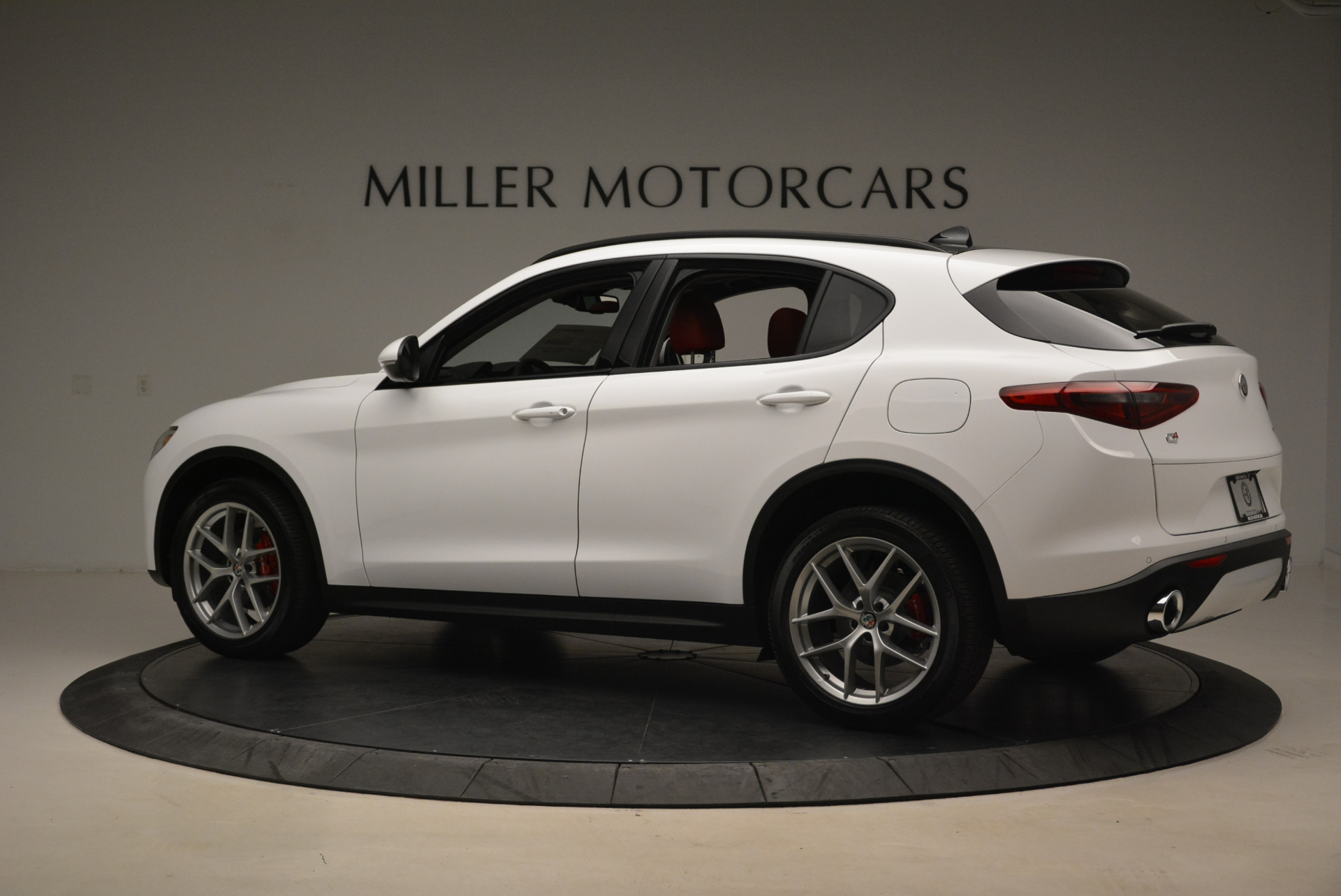 New 2018 Alfa Romeo Stelvio Sport Q4 For Sale In Westport, CT 1738_p4