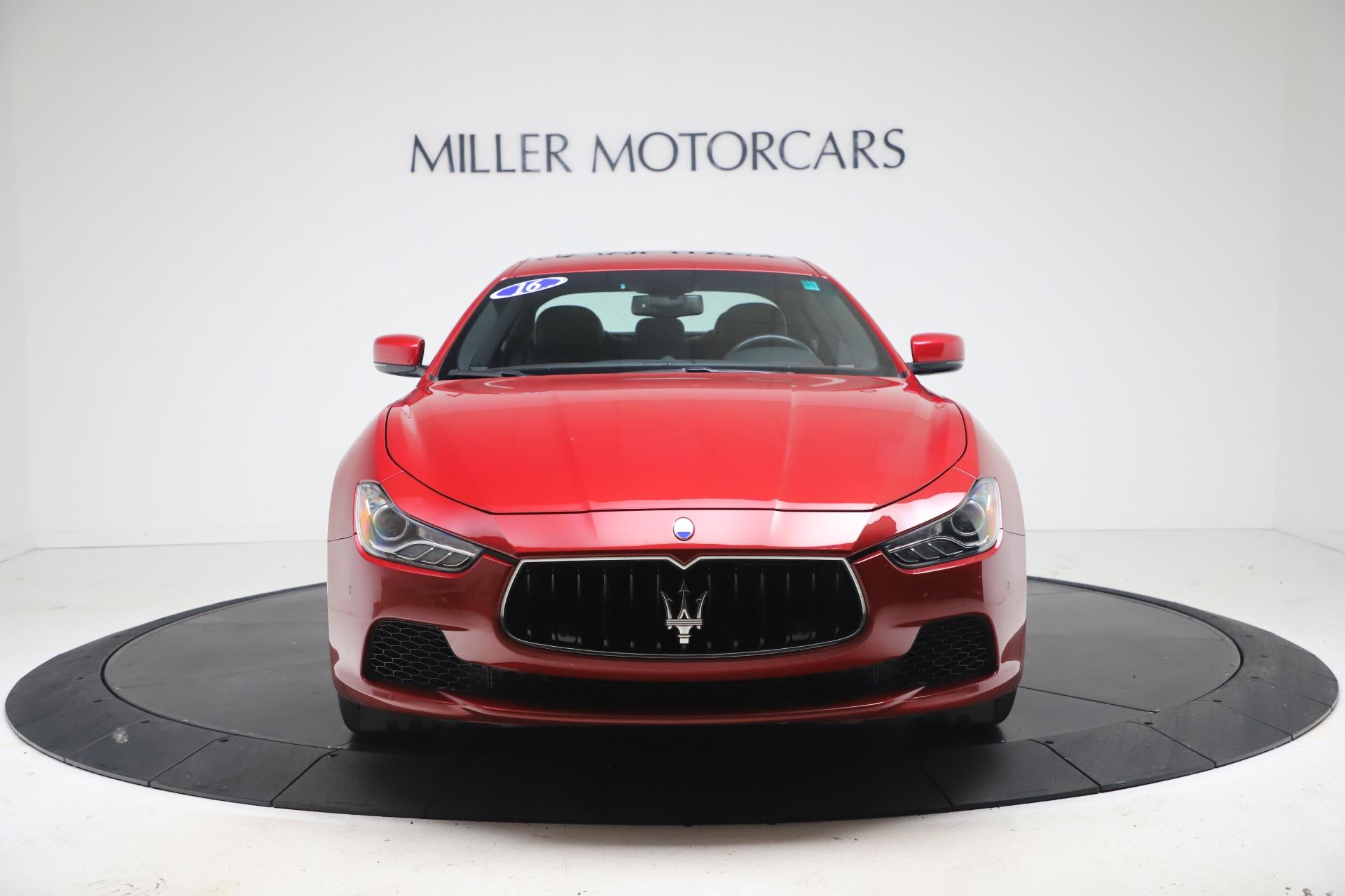 New 2016 Maserati Ghibli S Q4 For Sale In Westport, CT 174_p12