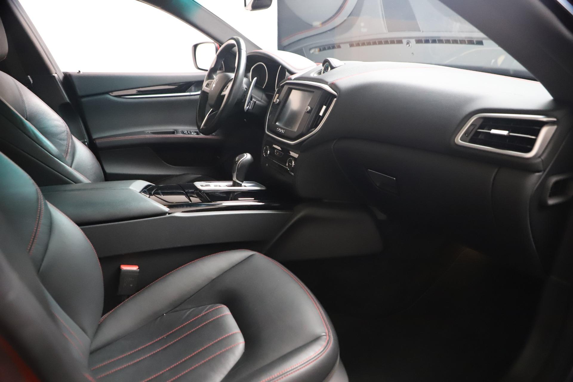 New 2016 Maserati Ghibli S Q4 For Sale In Westport, CT 174_p17