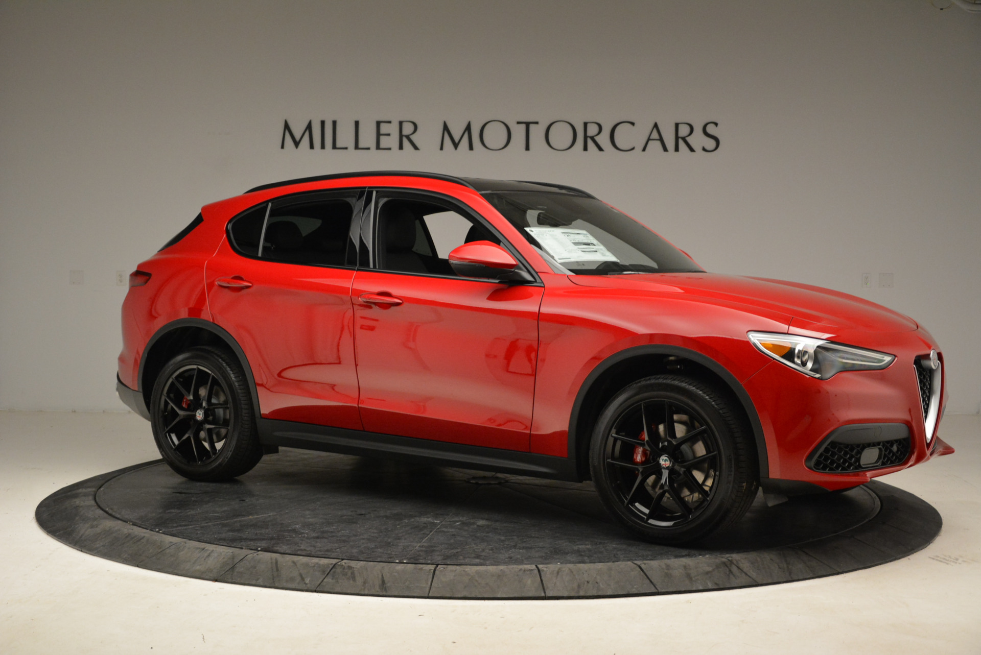 New 2018 Alfa Romeo Stelvio Ti Sport Q4 For Sale In Westport, CT 1742_p10