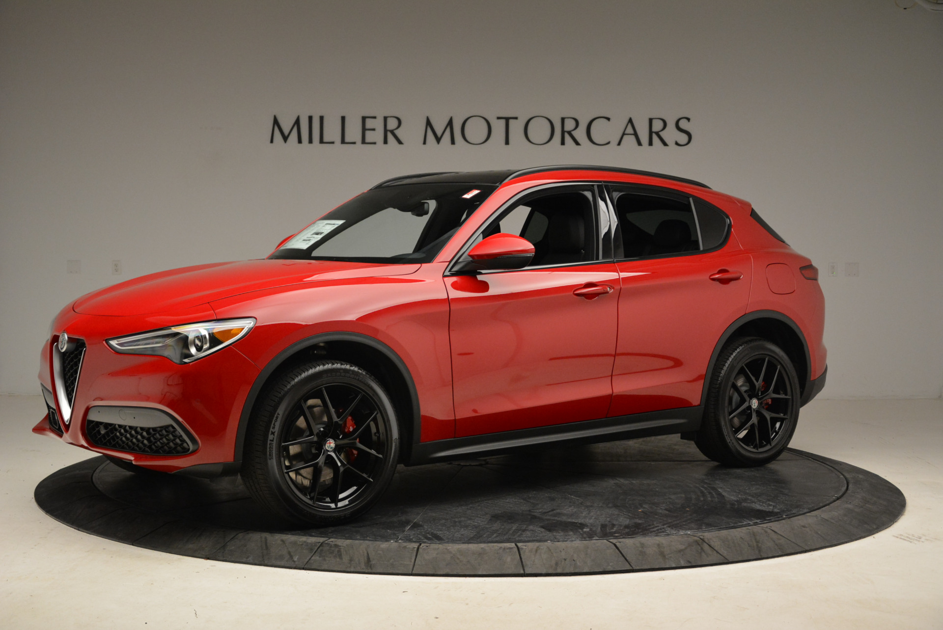 New 2018 Alfa Romeo Stelvio Ti Sport Q4 For Sale In Westport, CT 1742_p2