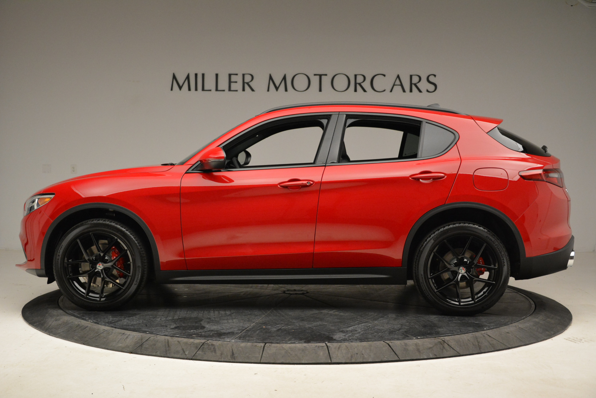 New 2018 Alfa Romeo Stelvio Ti Sport Q4 For Sale In Westport, CT 1742_p3