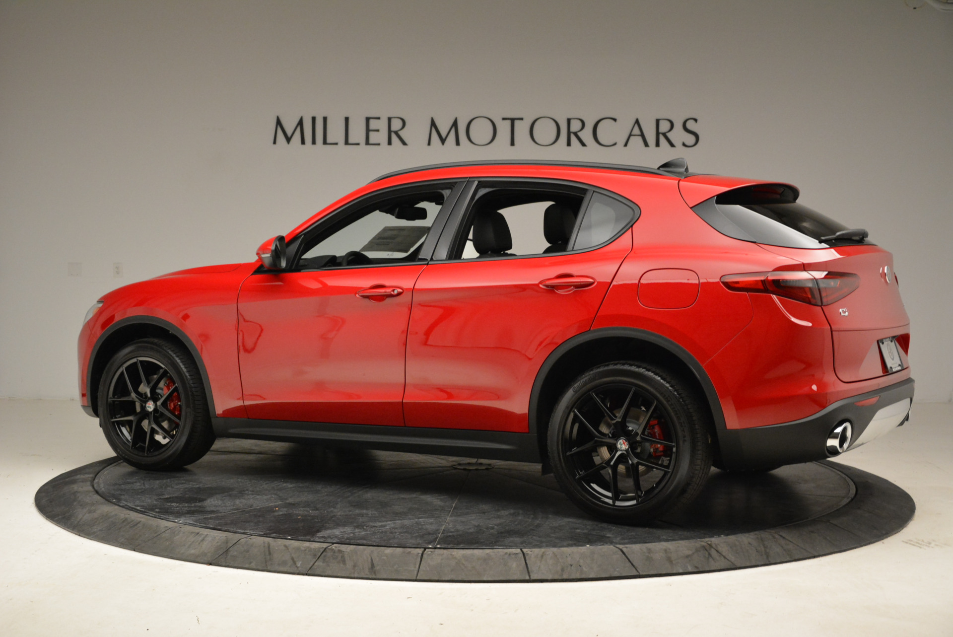 New 2018 Alfa Romeo Stelvio Ti Sport Q4 For Sale In Westport, CT 1742_p4