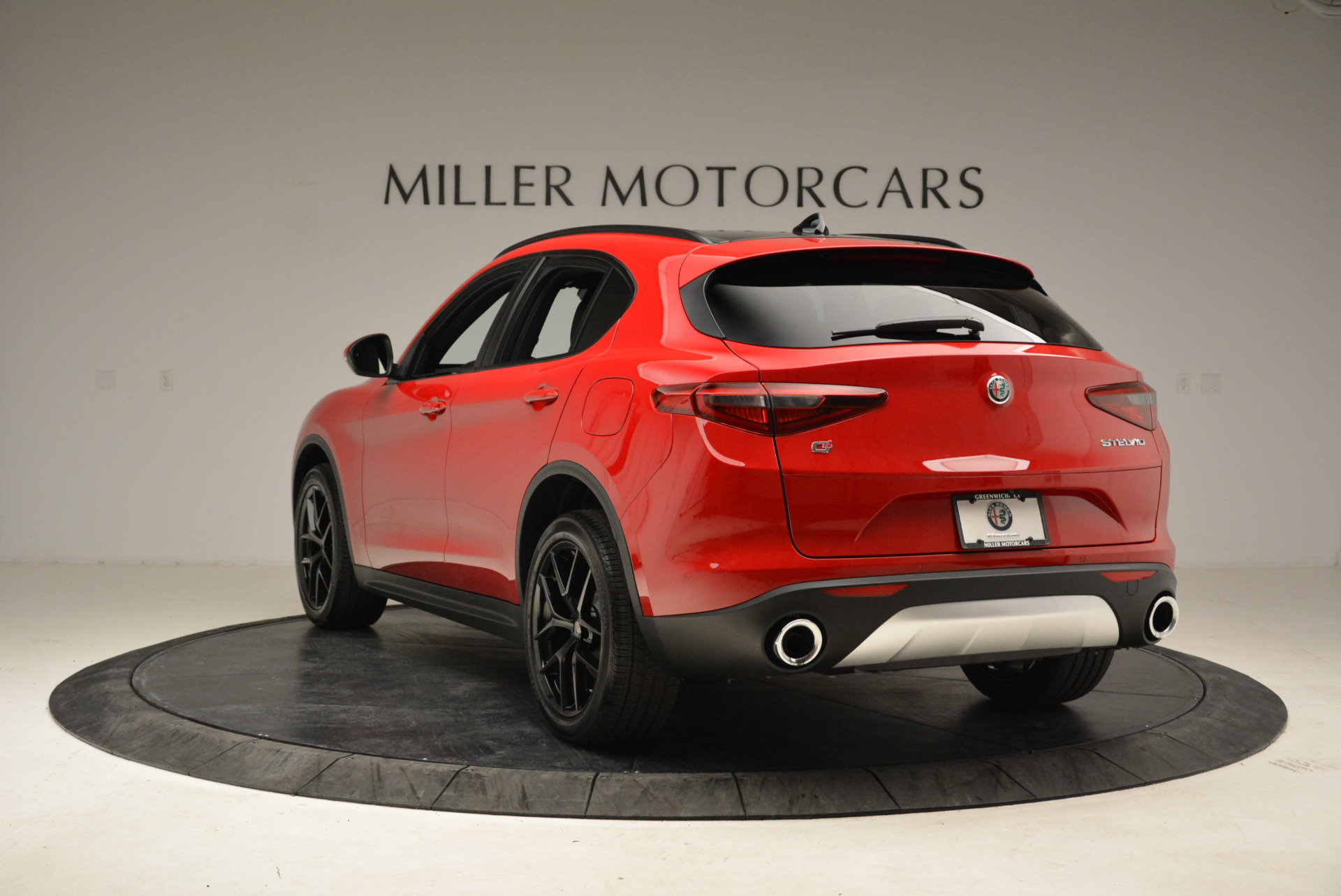 New 2018 Alfa Romeo Stelvio Ti Sport Q4 For Sale In Westport, CT 1742_p5