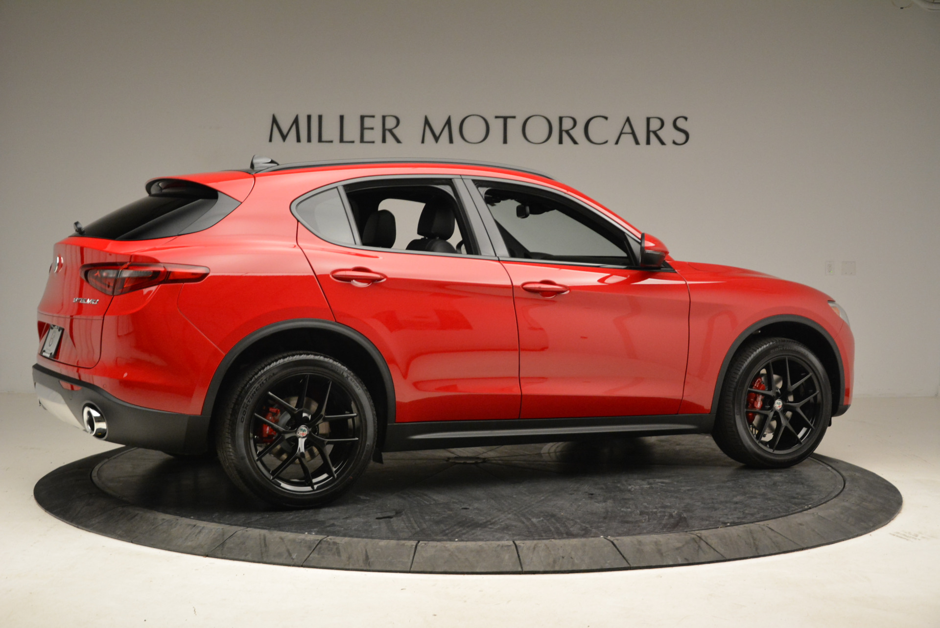 New 2018 Alfa Romeo Stelvio Ti Sport Q4 For Sale In Westport, CT 1742_p8