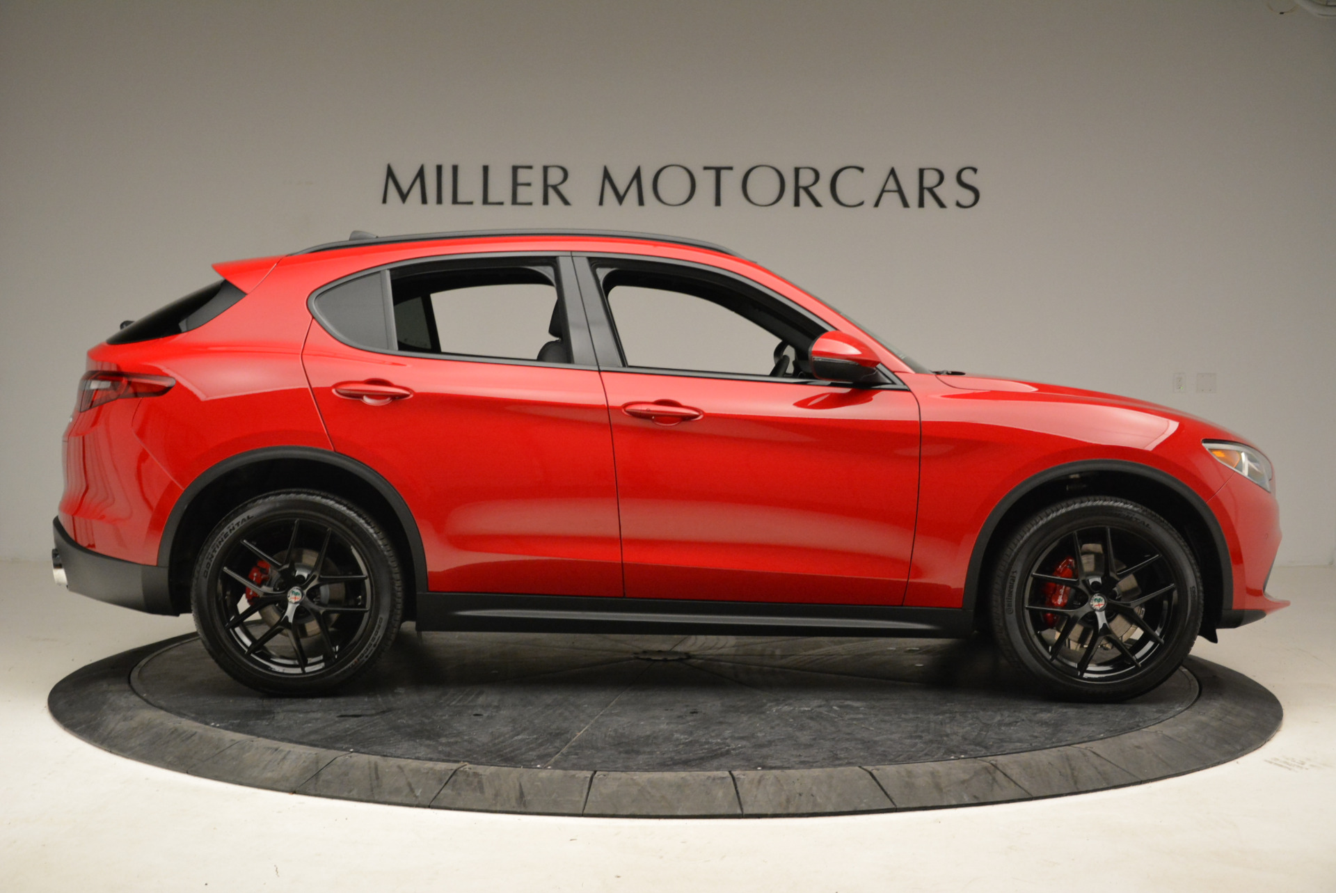 New 2018 Alfa Romeo Stelvio Ti Sport Q4 For Sale In Westport, CT 1742_p9