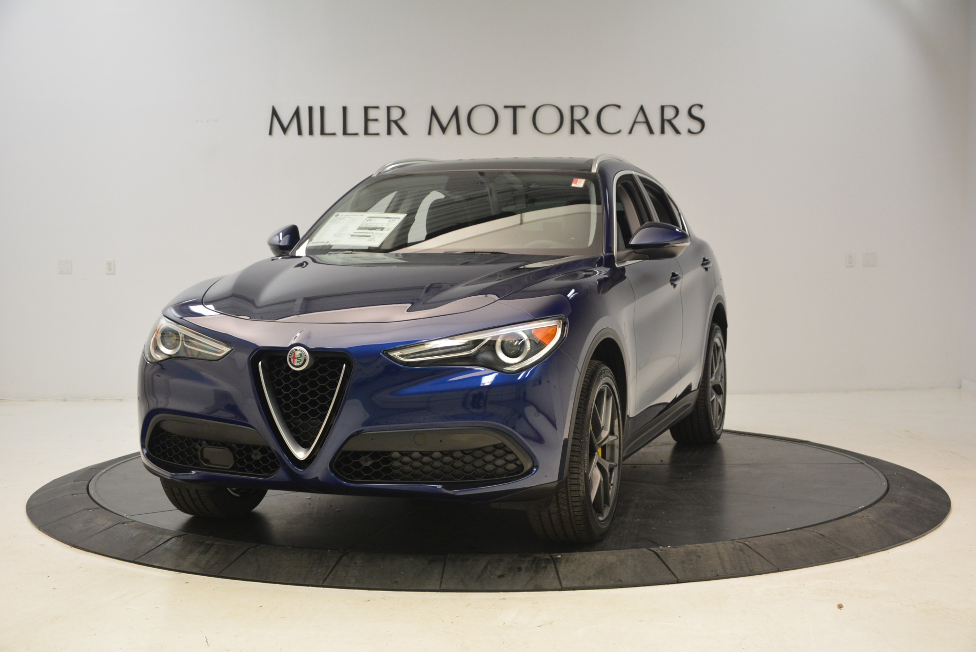 New 2018 Alfa Romeo Stelvio Sport Q4 For Sale In Westport, CT 1743_main